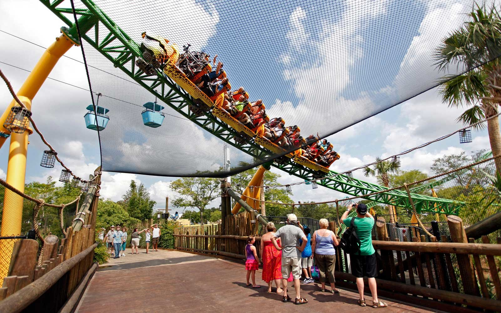 Fastpass At Busch Gardens Tampa Idea