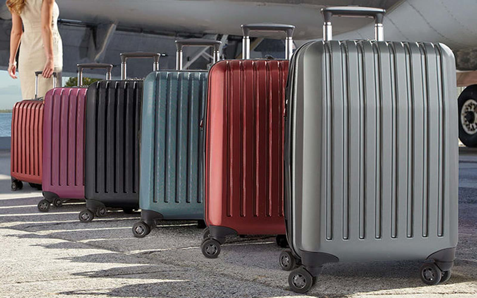 Brookstone Dash Luggage
