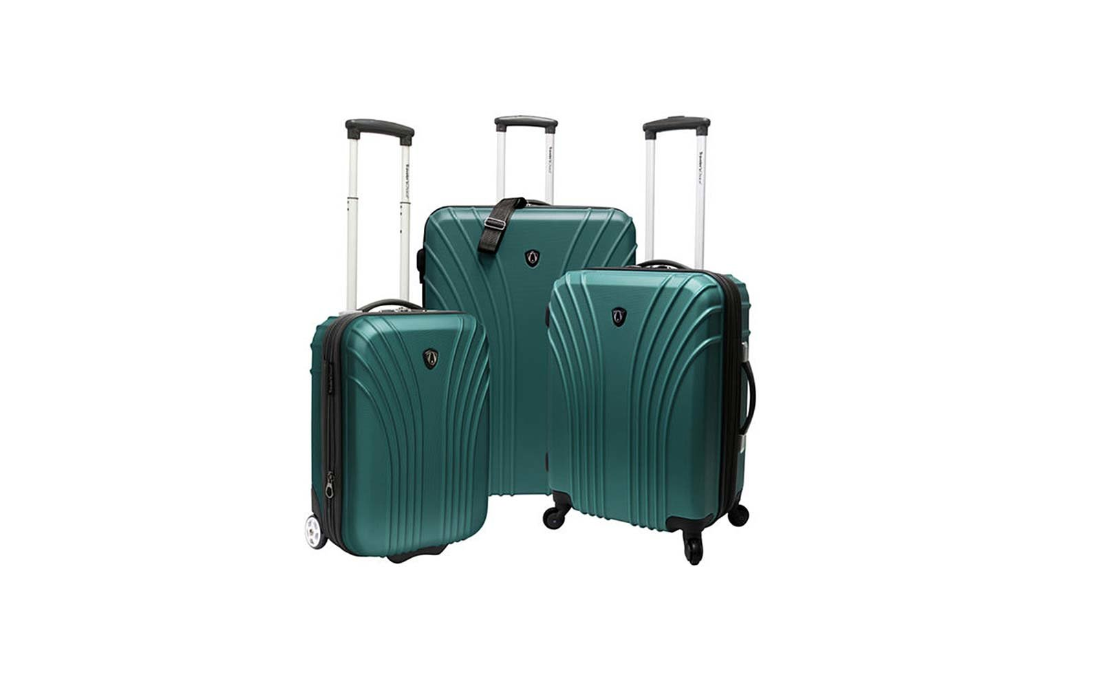 Brookstone Hardsided Ultra Lightweight Luggage Set