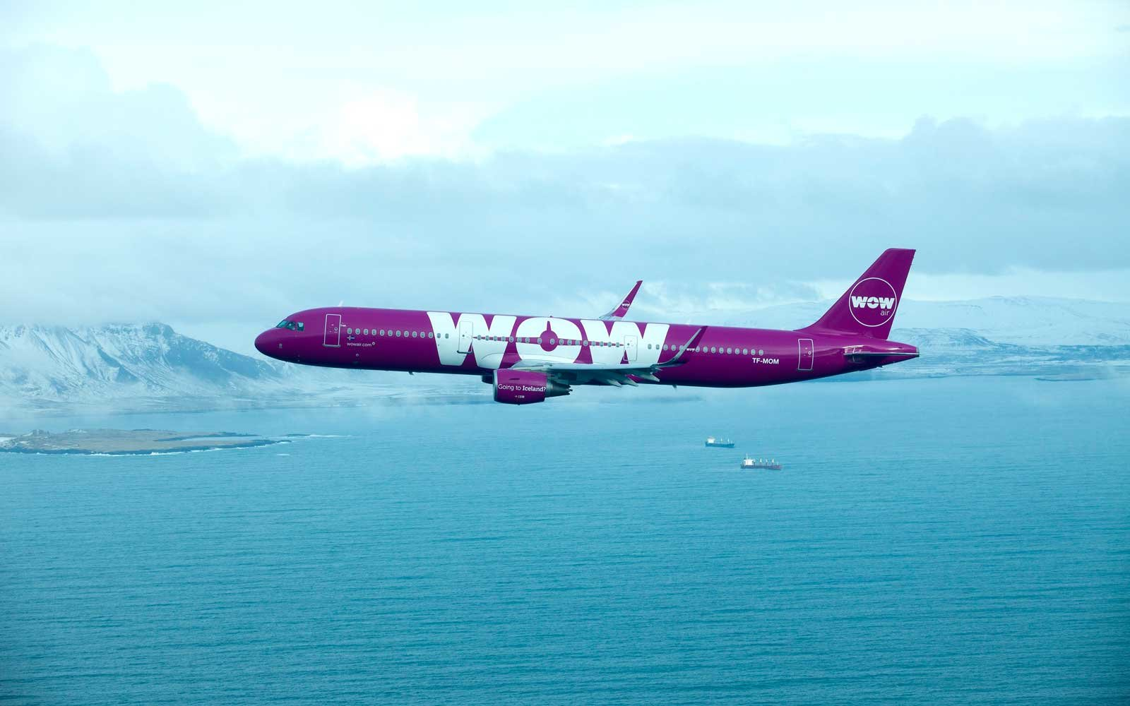 WOW Air Loses Bag Sends Car