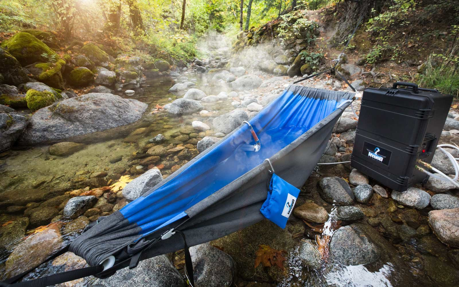 You Can Make Your Own Private Hot Tub In Minutes With This
