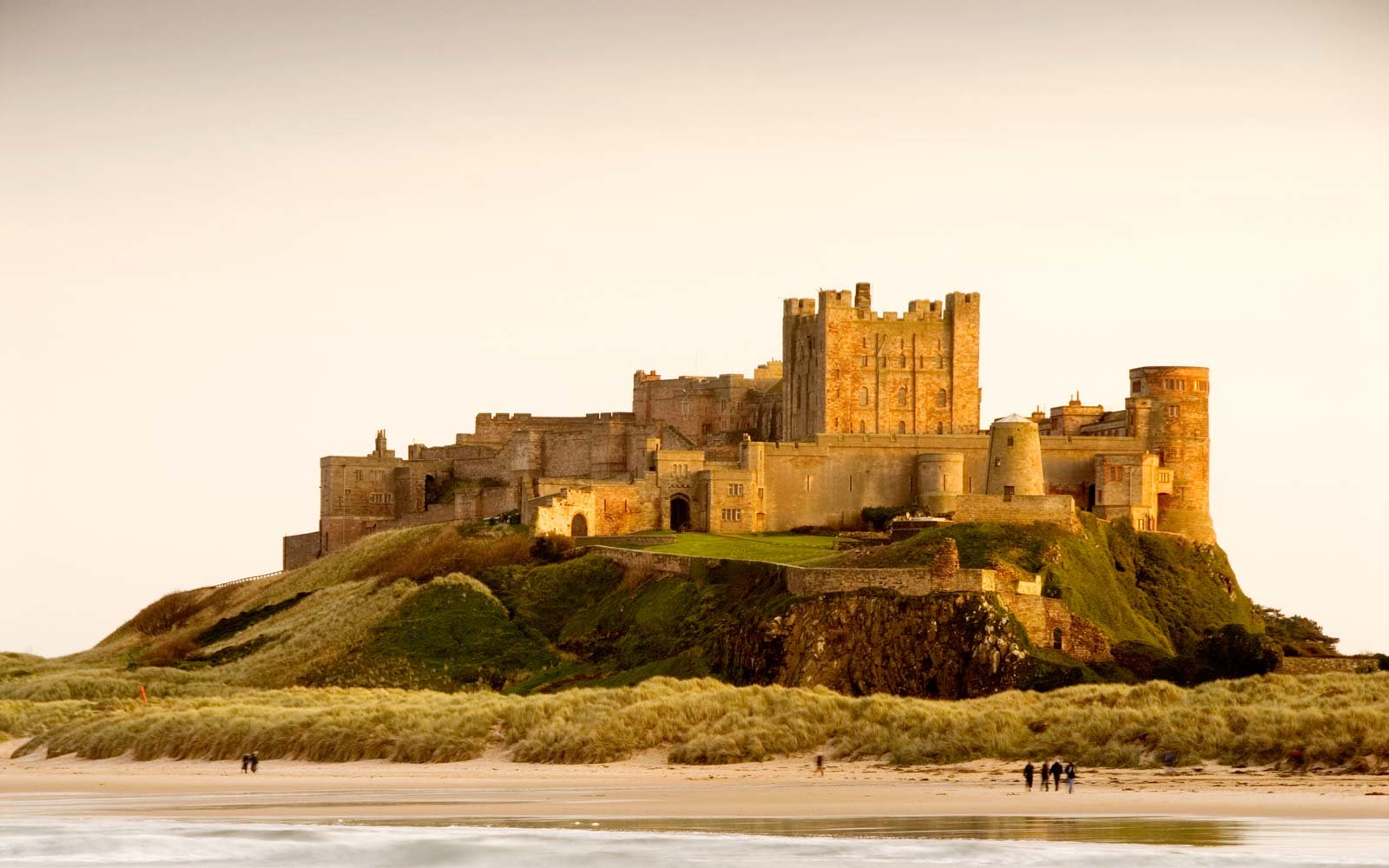 bamburgh castle - photo #38