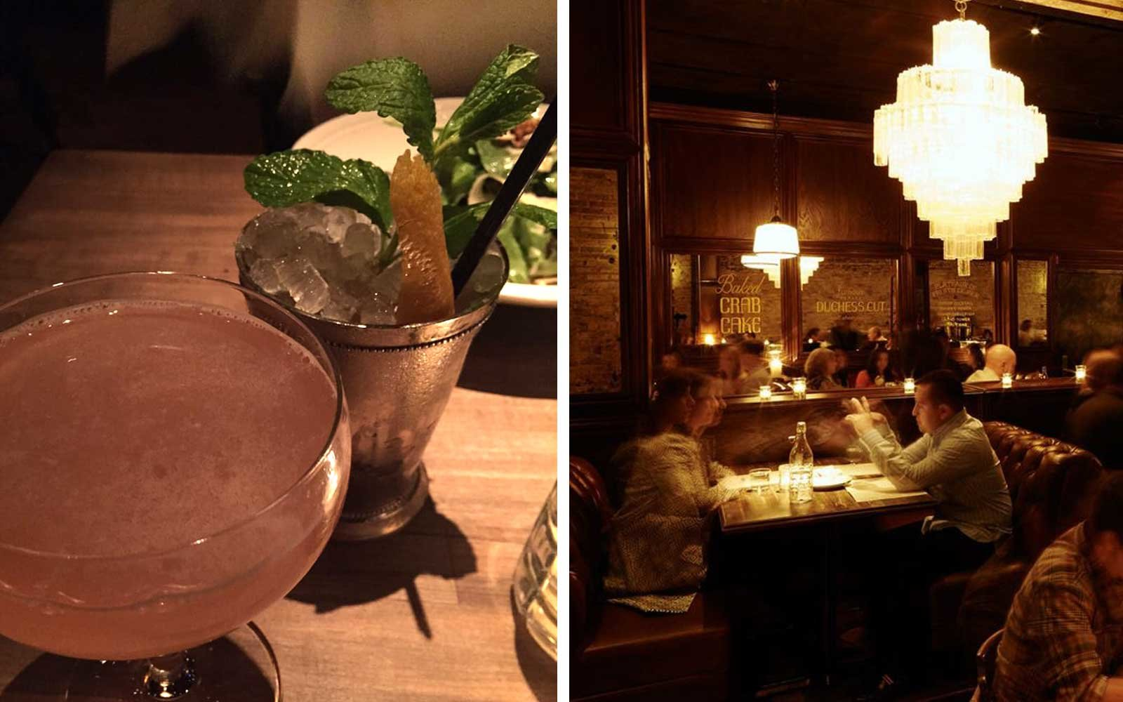 Bavette's Bar & Boeuf Chicago