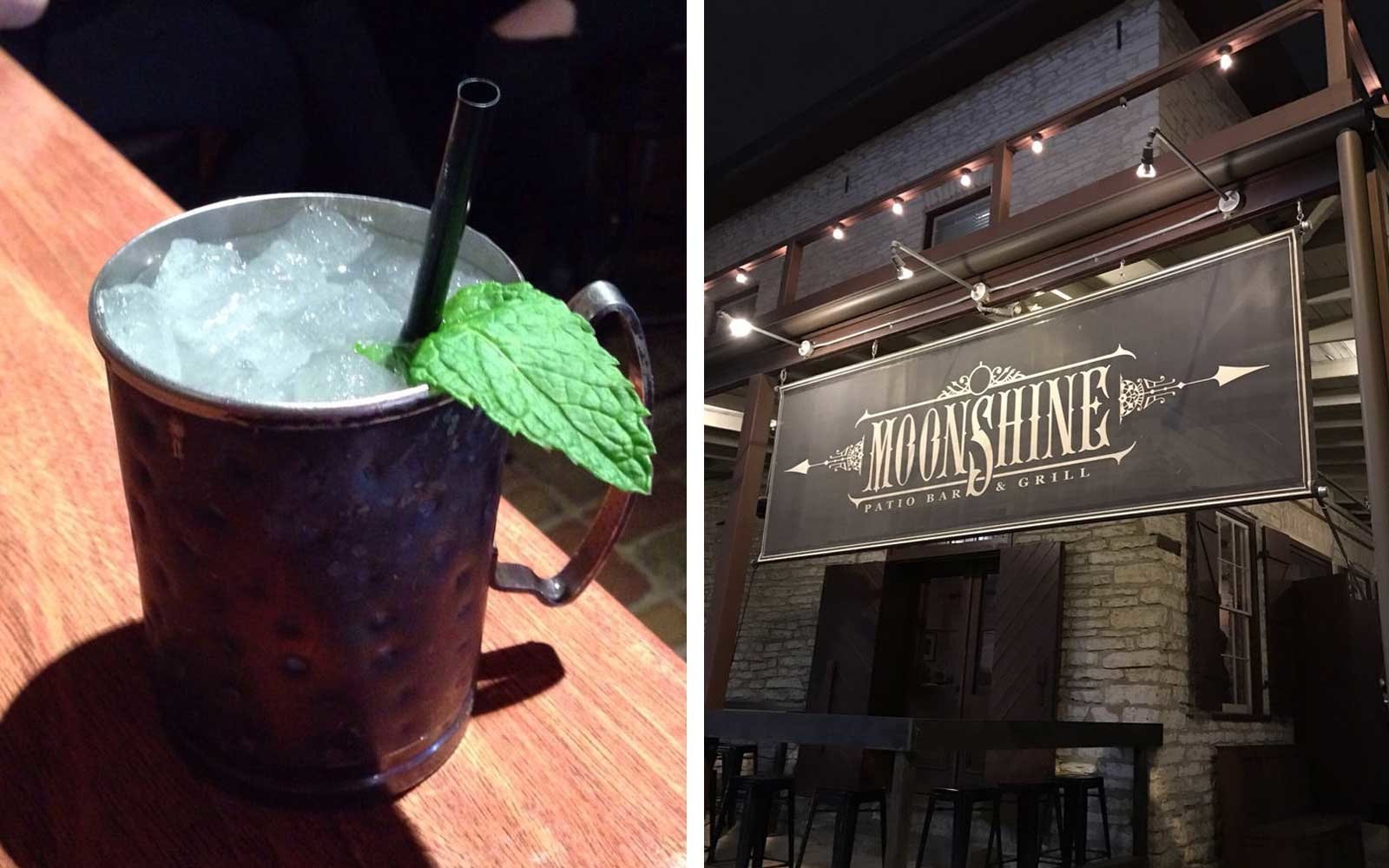 Moonshine Patio Austin Texas