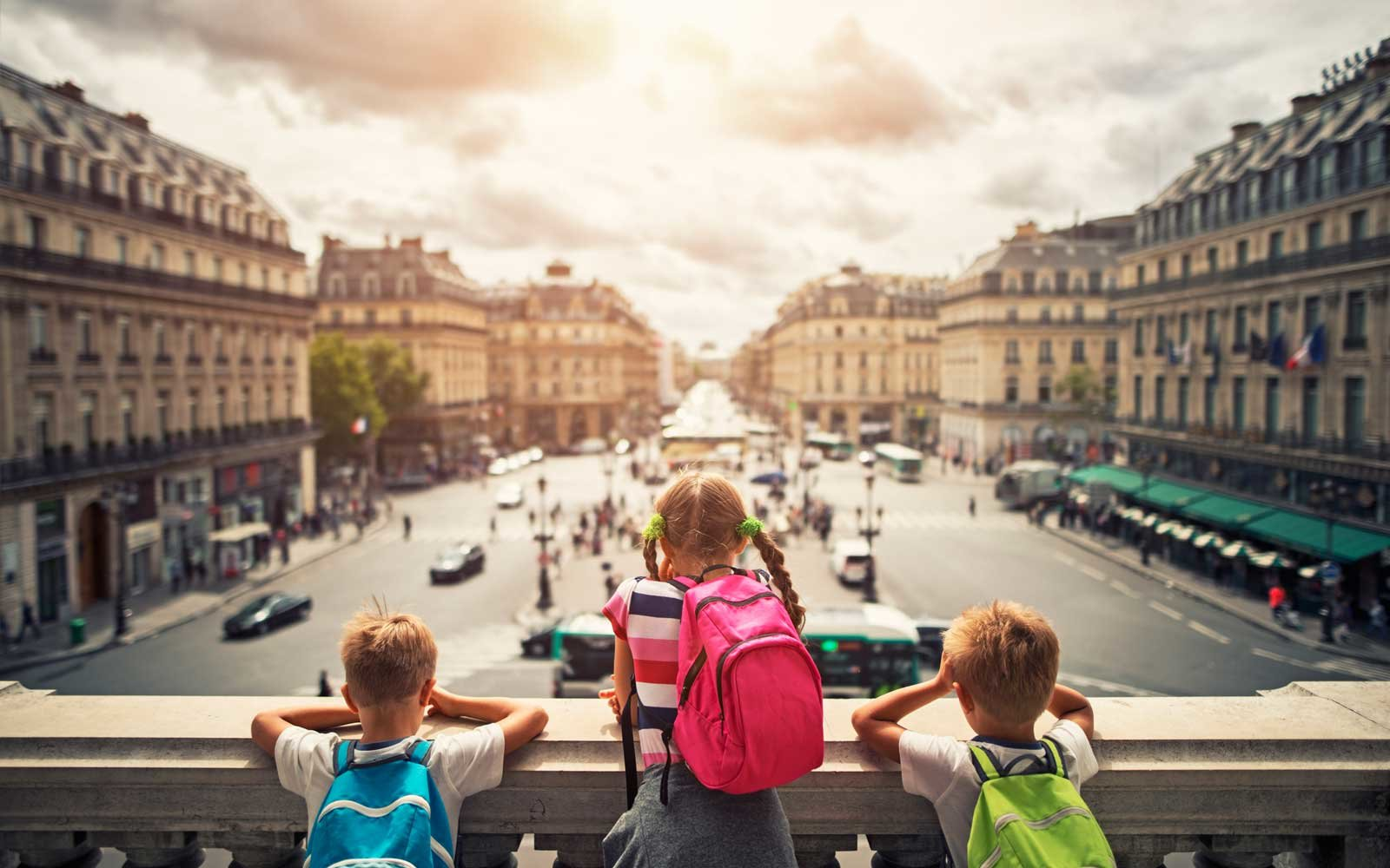 Secrets to having the best-ever family vacation in Paris