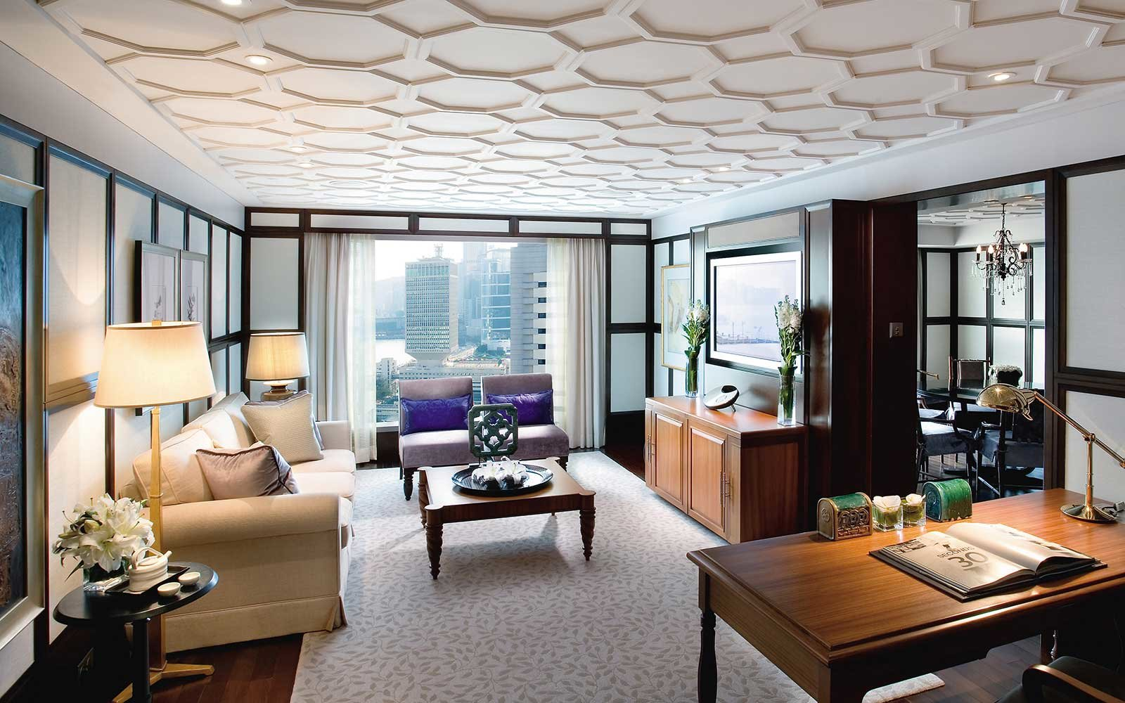 The 2017 World S Best Hotels In Hong Kong Travel Leisure