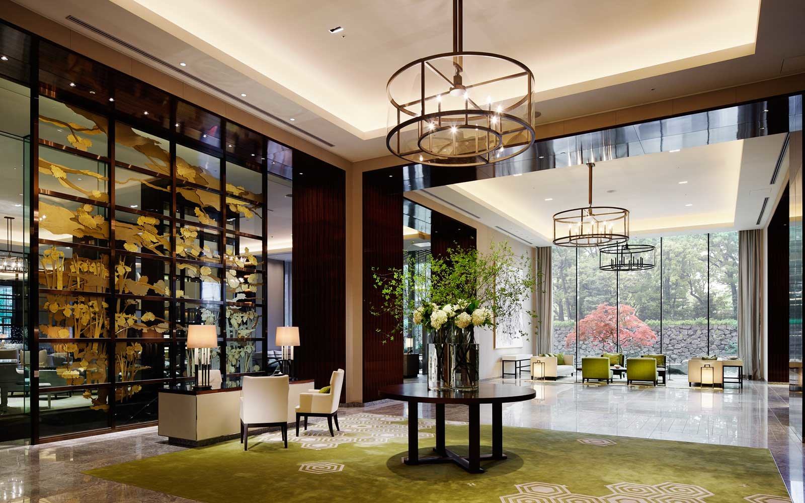 Palace Hotel in Tokyo