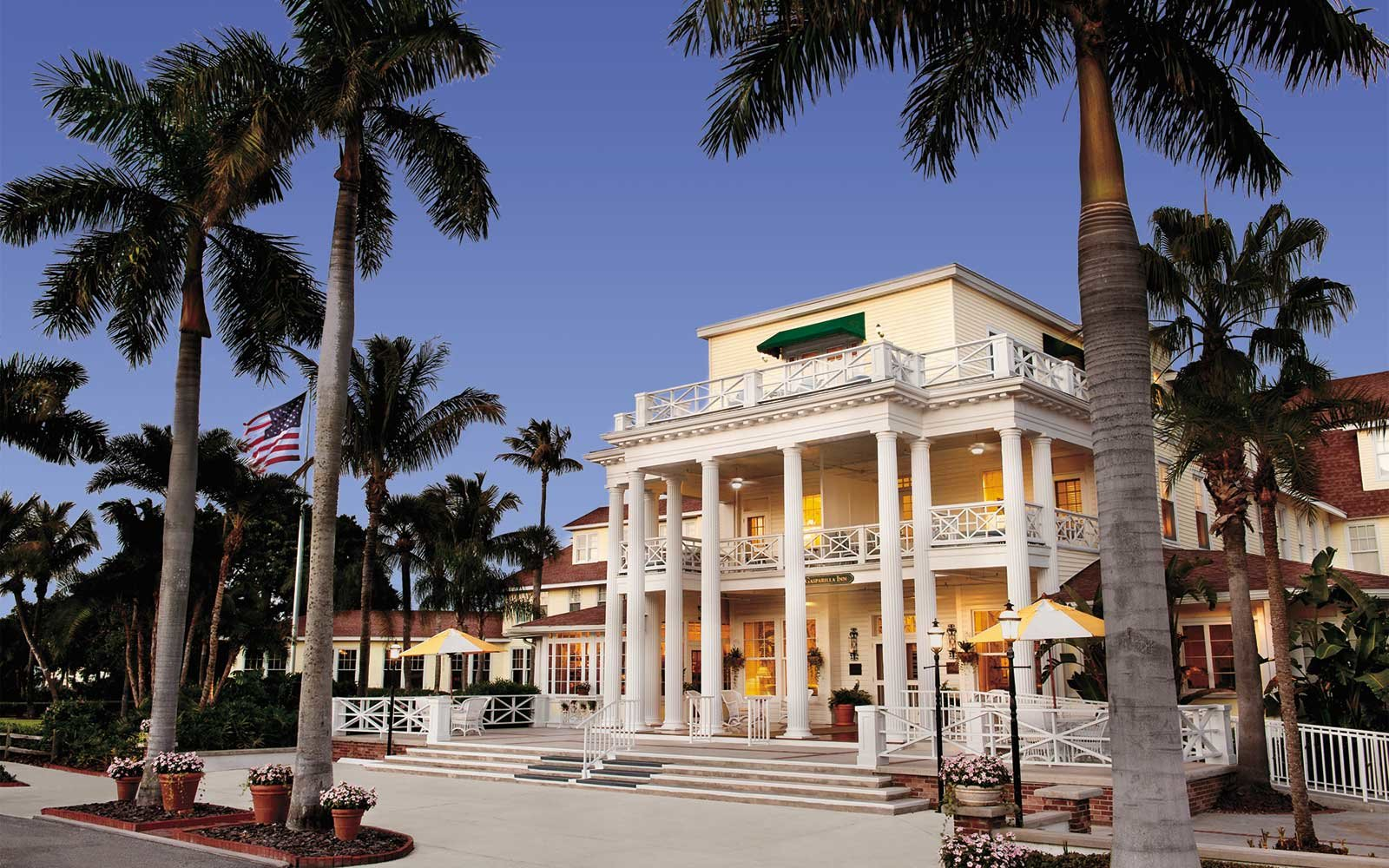 Gasparilla Inn & Club Hotel in Florida