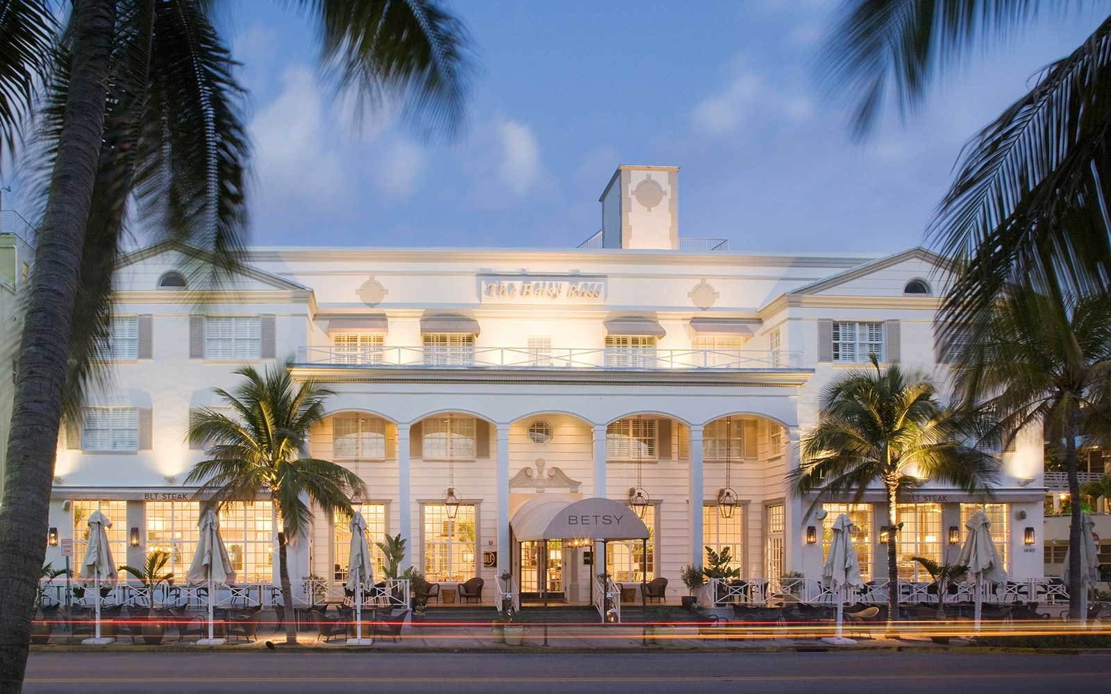 The Betsy Hotel in Florida