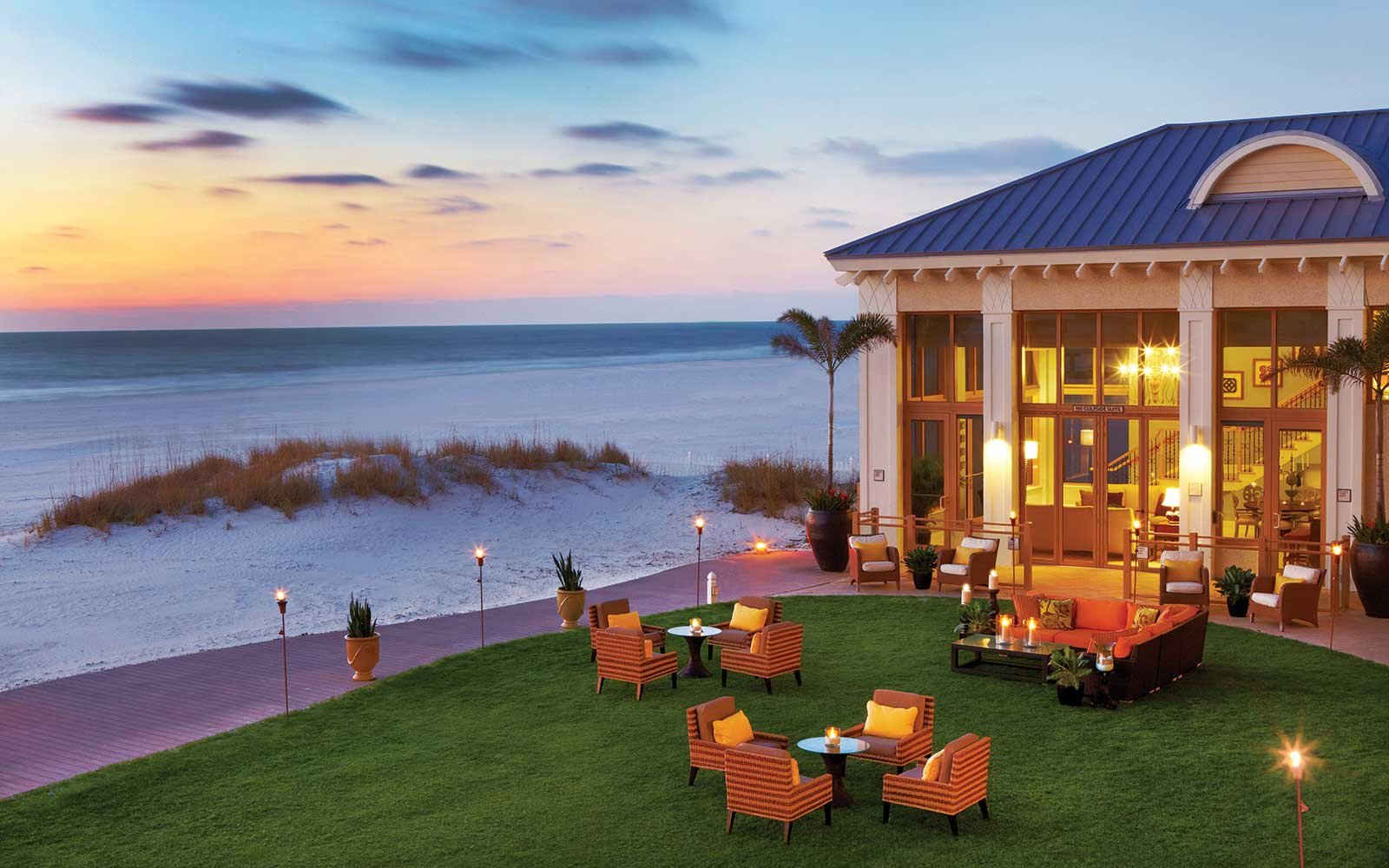 Sandpearl resort hotel in florida