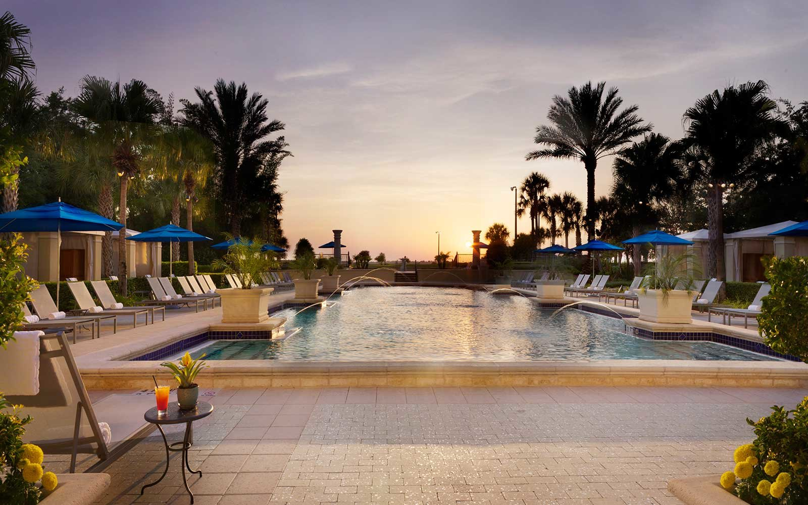 The 2017 World S Best Resort Hotels In Florida Travel