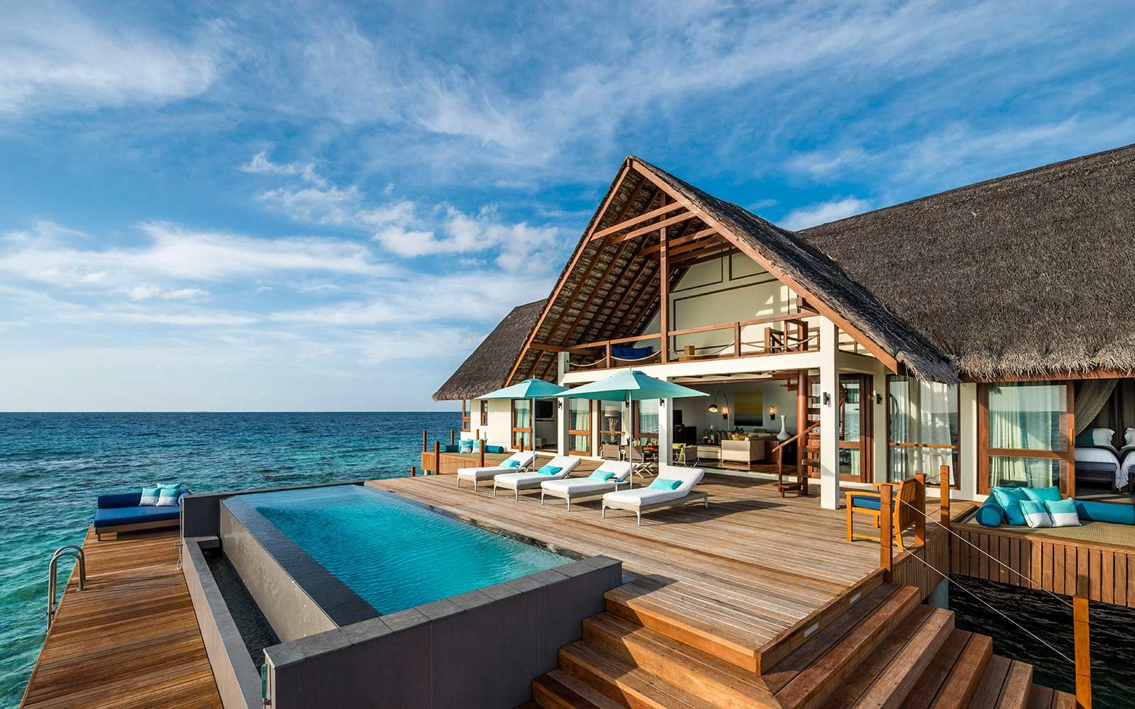 Four Seasons Resort Maldives at Landaa Giraavaru Asia