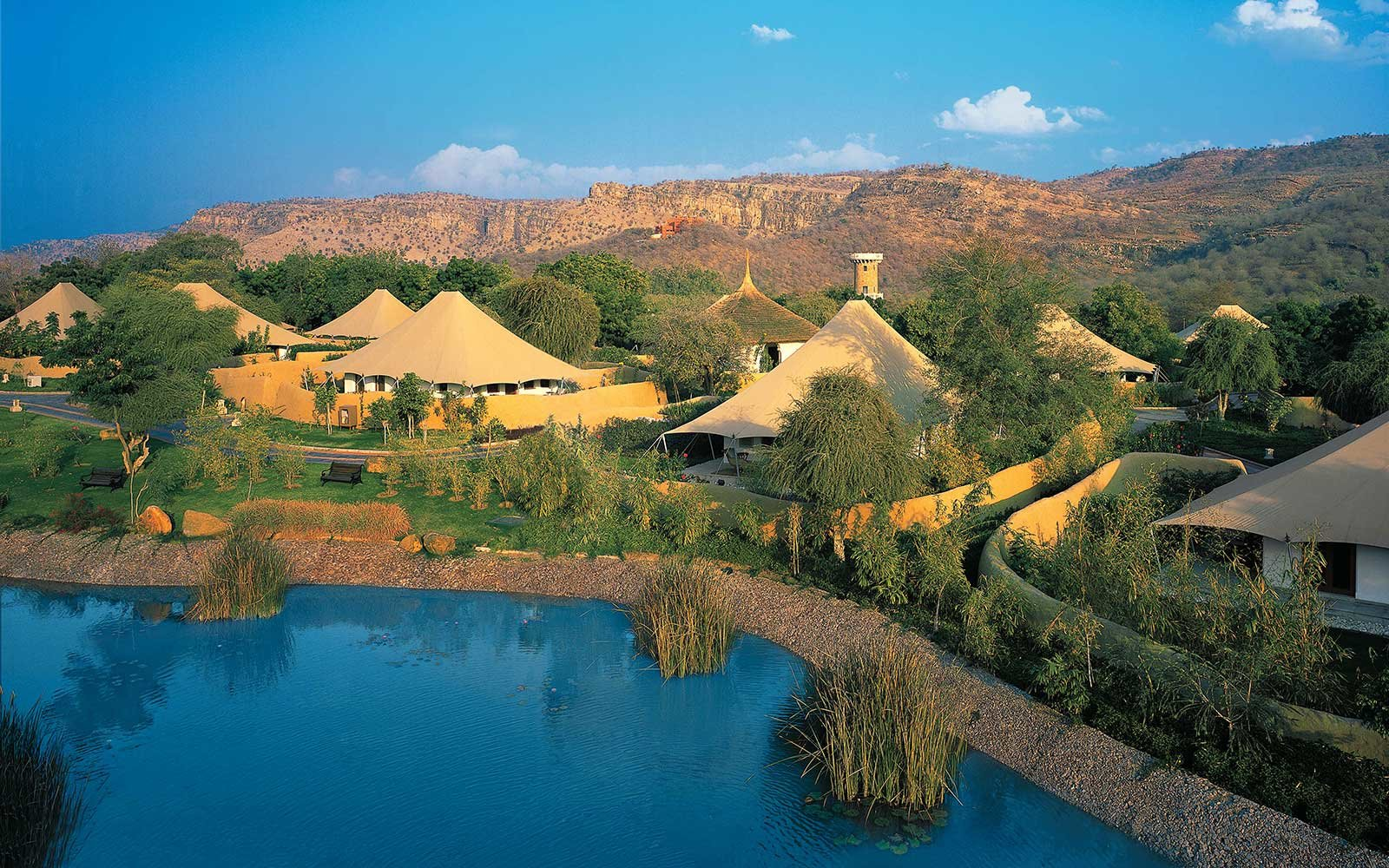 Oberoi Vanyavilas Resort Hotel in Asia