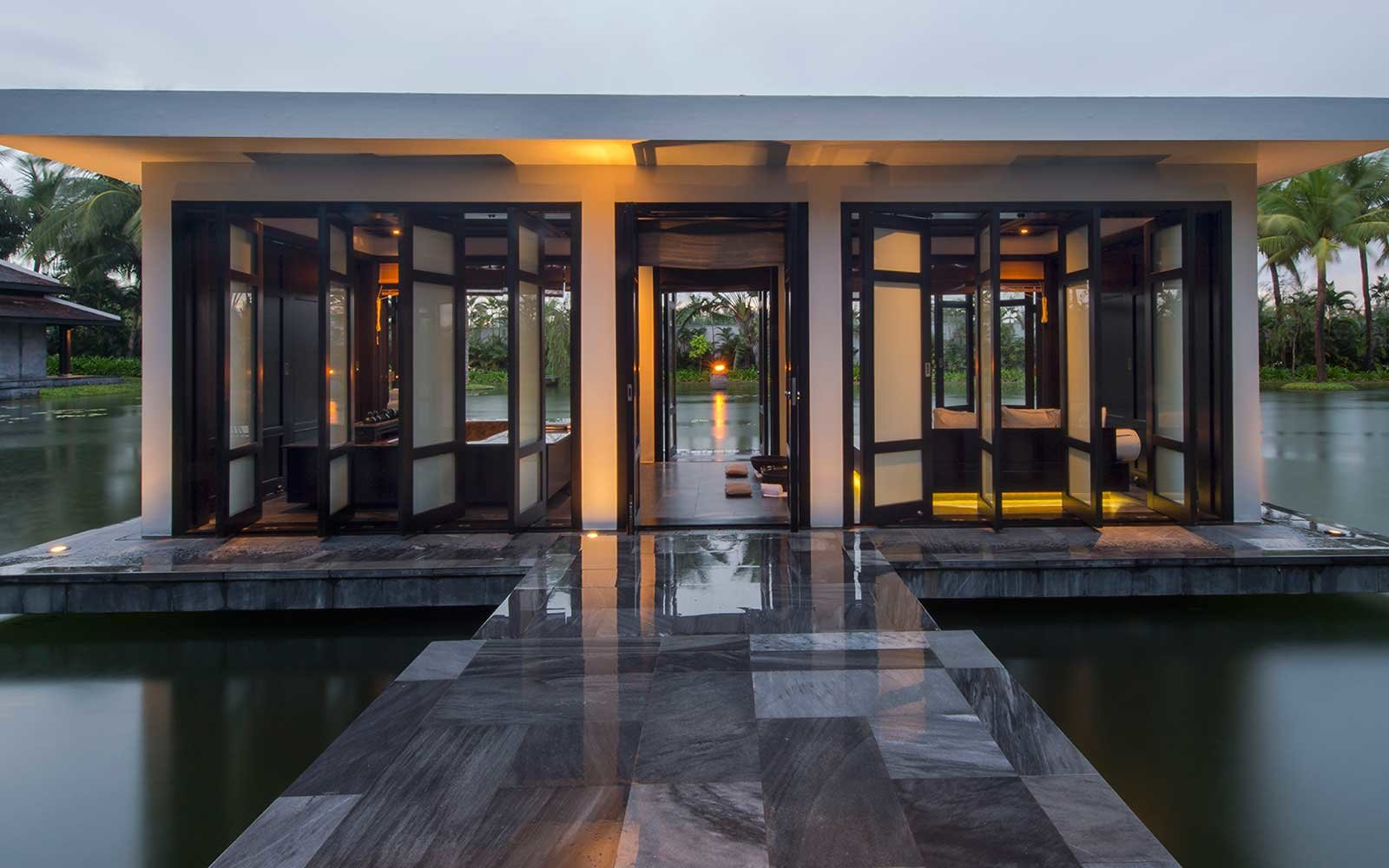 Four Seasons Resort the Nam Hai Hotel in Asia