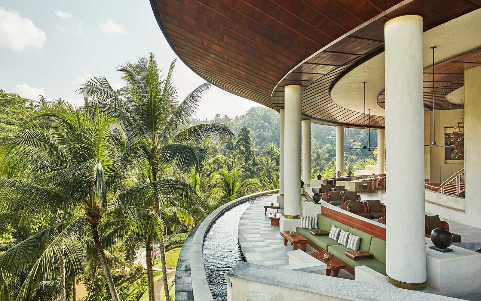 Four Seasons Resort Bali at Sayan Hotel in Asia