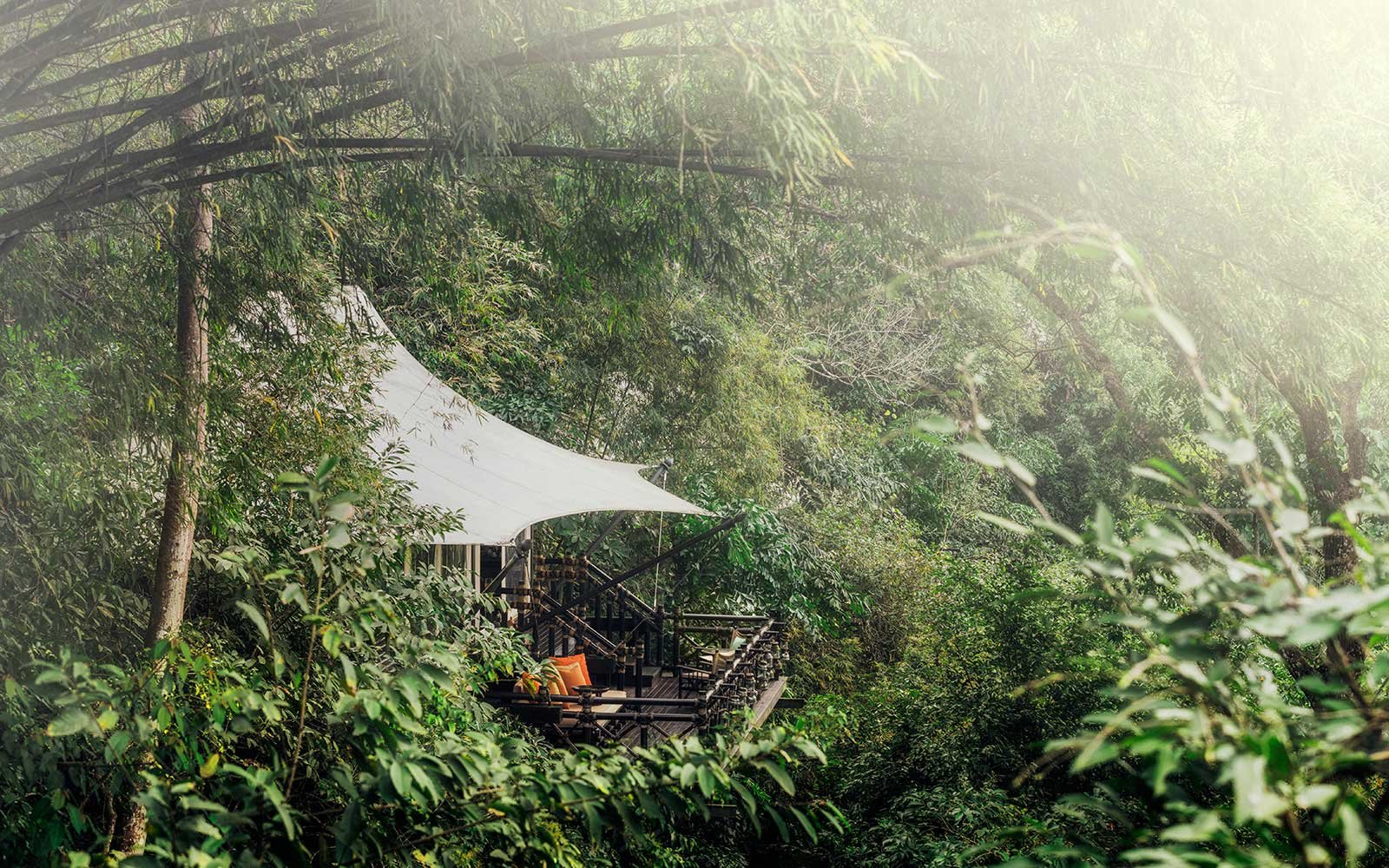 Four Seasons Tented Camp Golden Triangle Hotel in Asia