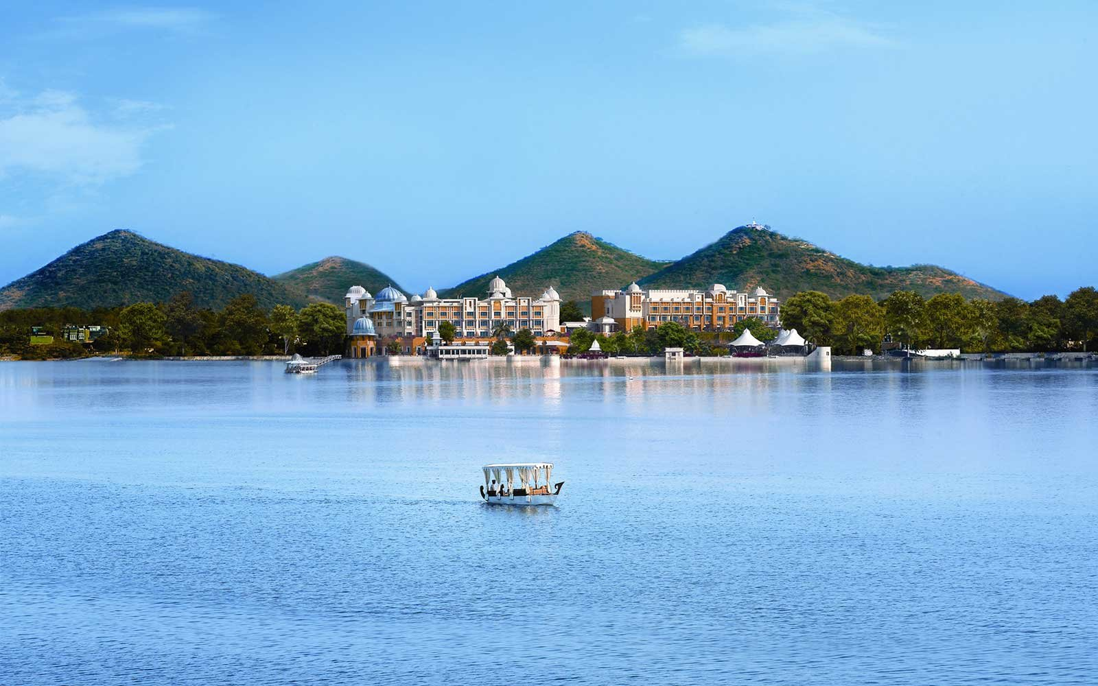 Leela Palace Udaipur Resort Hotel in Asia