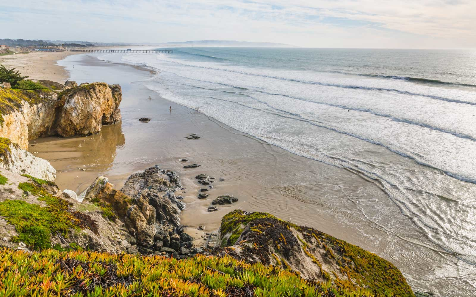 North Beach Campground, Pismo State Beach