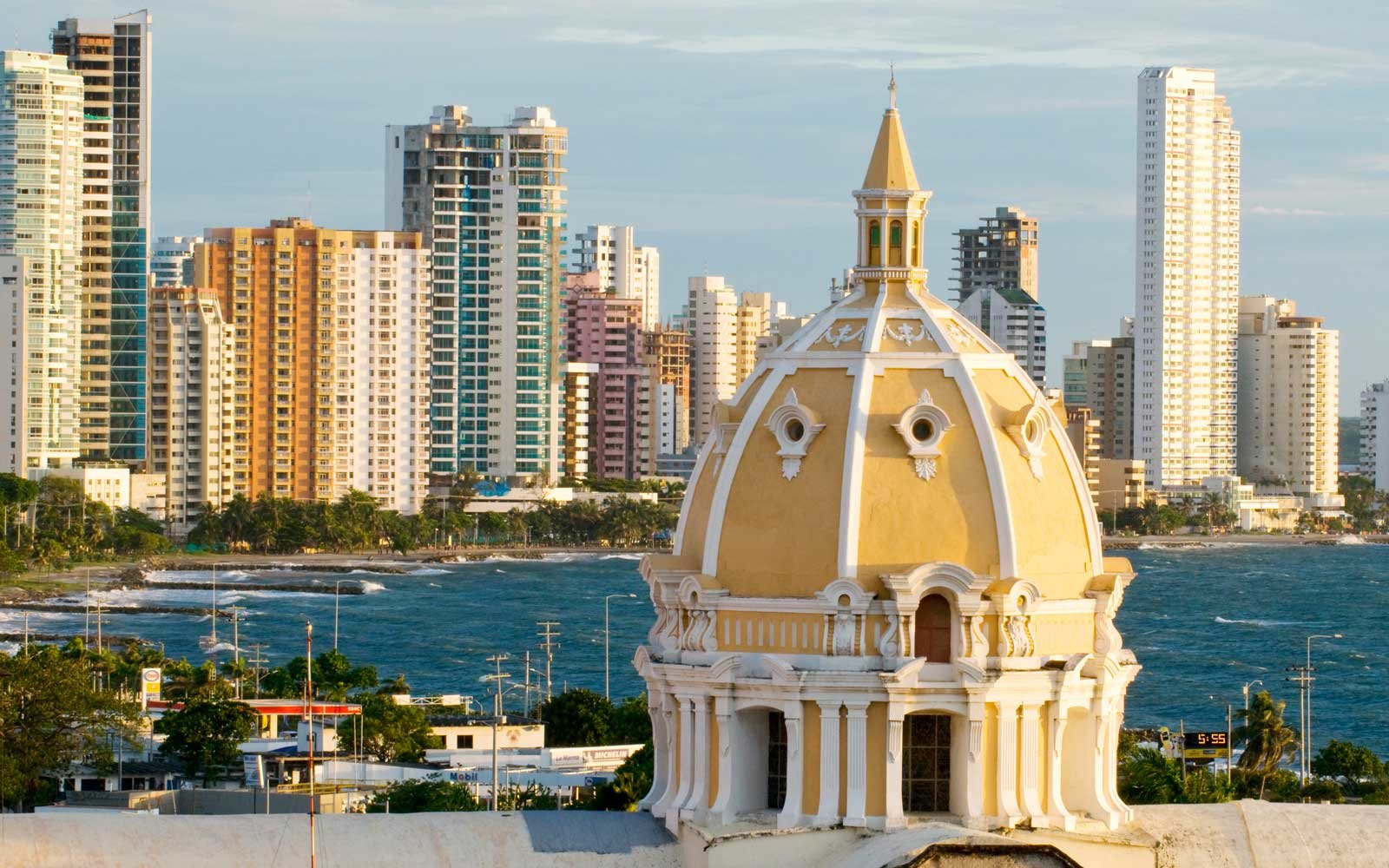 Cartagena S Old City Is Magical But Don T Miss What S New Travel Leisure