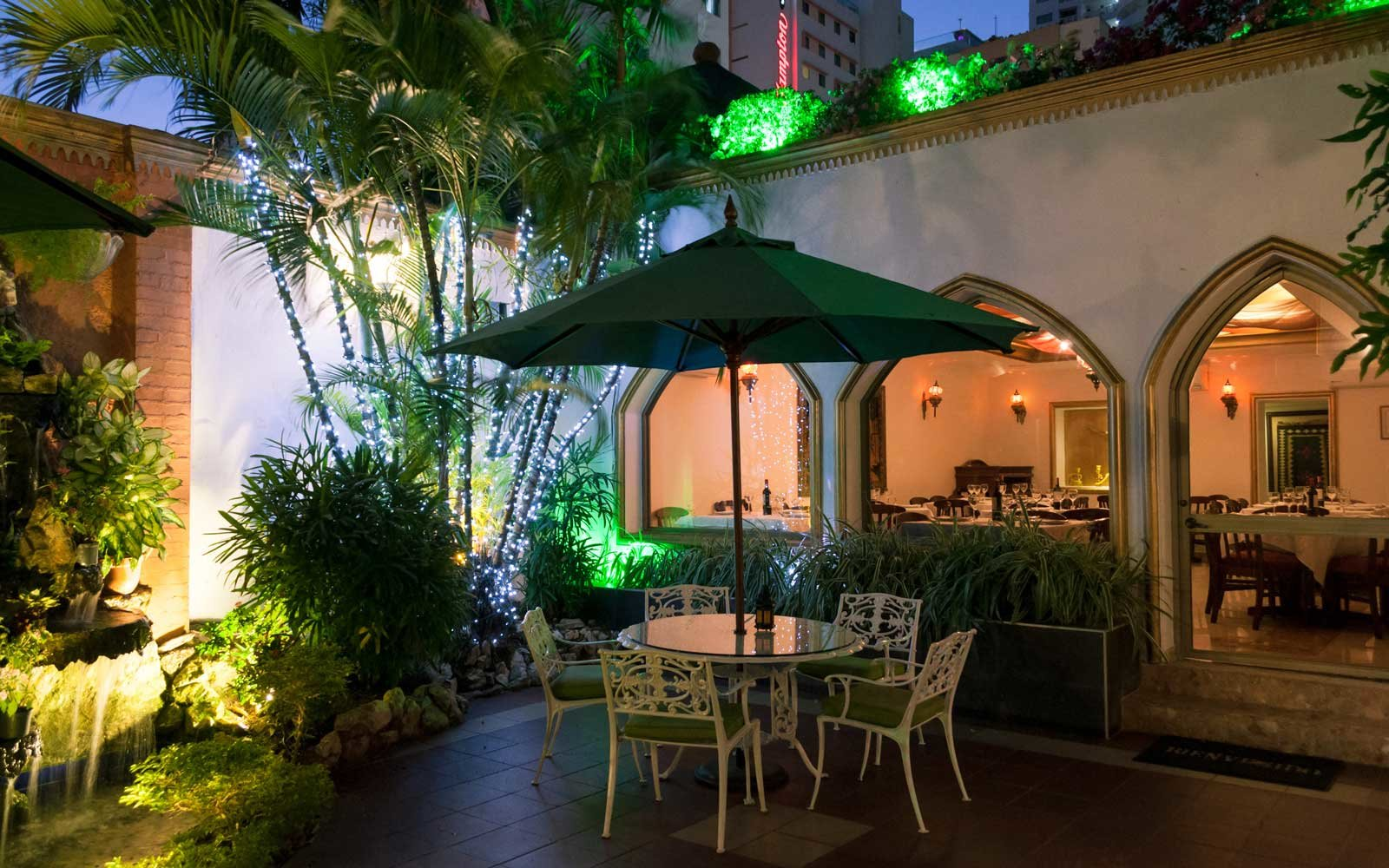 Classic Restaurants in Cartagena