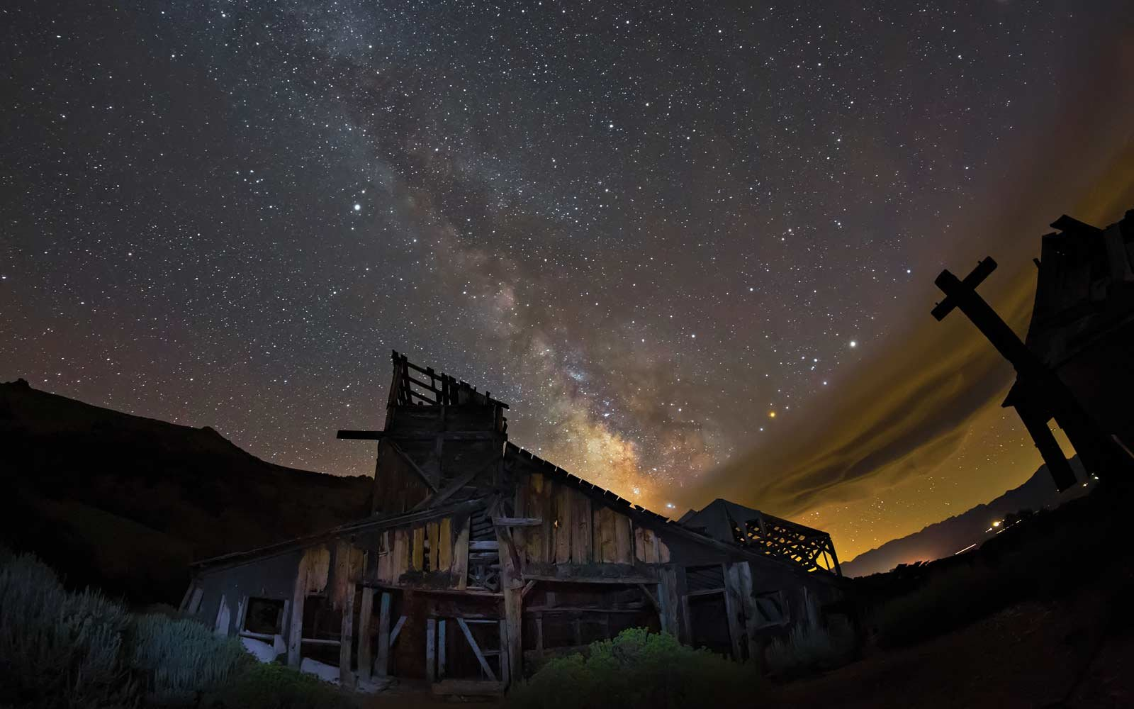 Open Your Eyes And Really See Stars >> Where To Find The Darkest Skies In The U S For Serious Stargazing