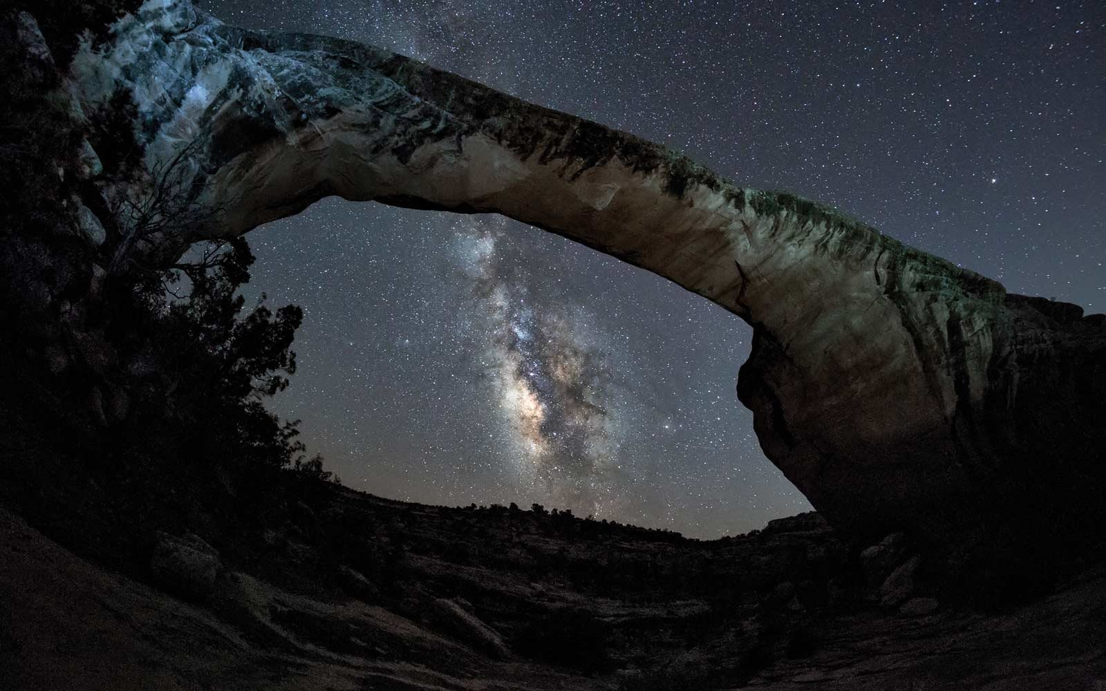 natural Bridges National Monument, Utah