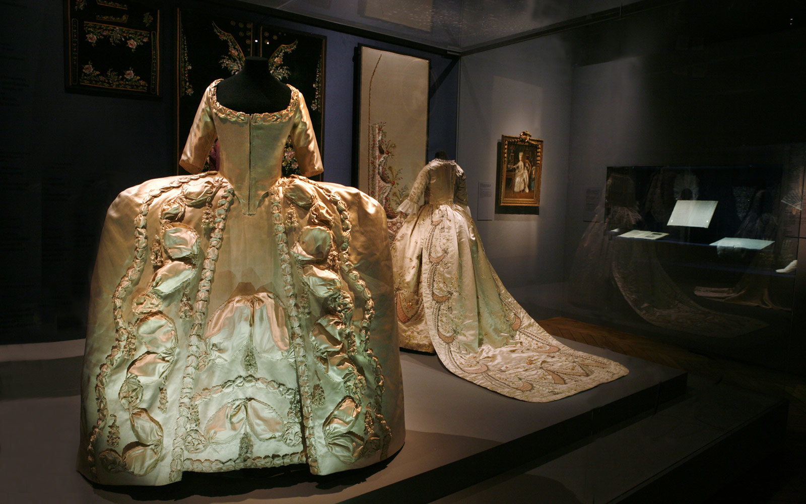 Pomp and Ceremonies of the Royal Court exhibition, Versailles, France