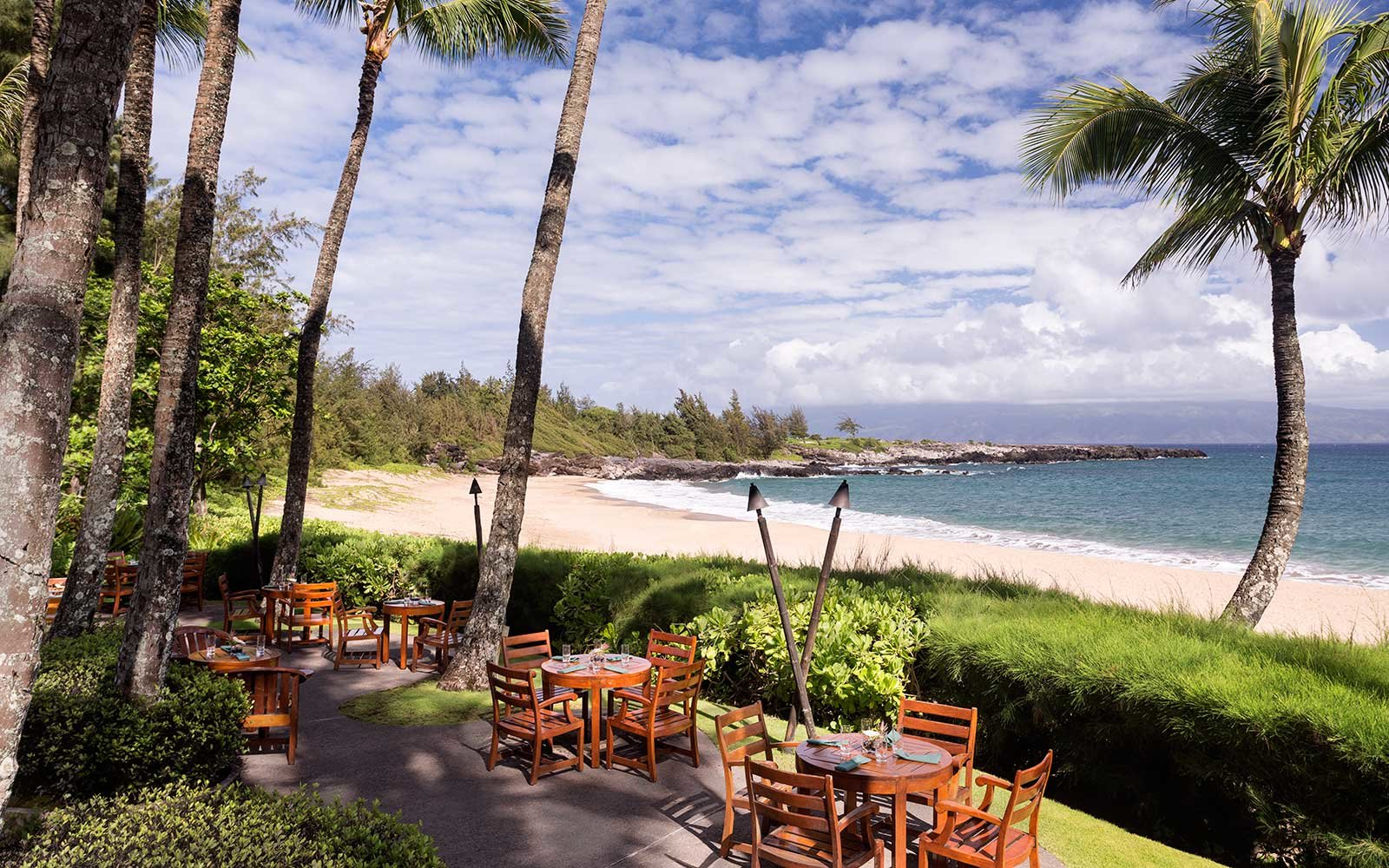 Ritz-Carlton Kapalua Resort Hotel in Hawaii
