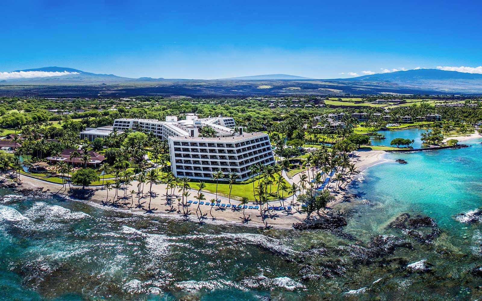 Mauna Lani Bay Hotel & Bungalows in Hawaii