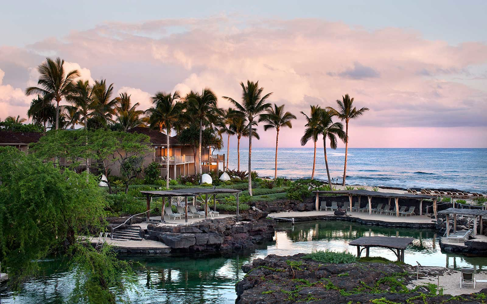 Four Seasons Resort Hualalai Hotel in Hawaii