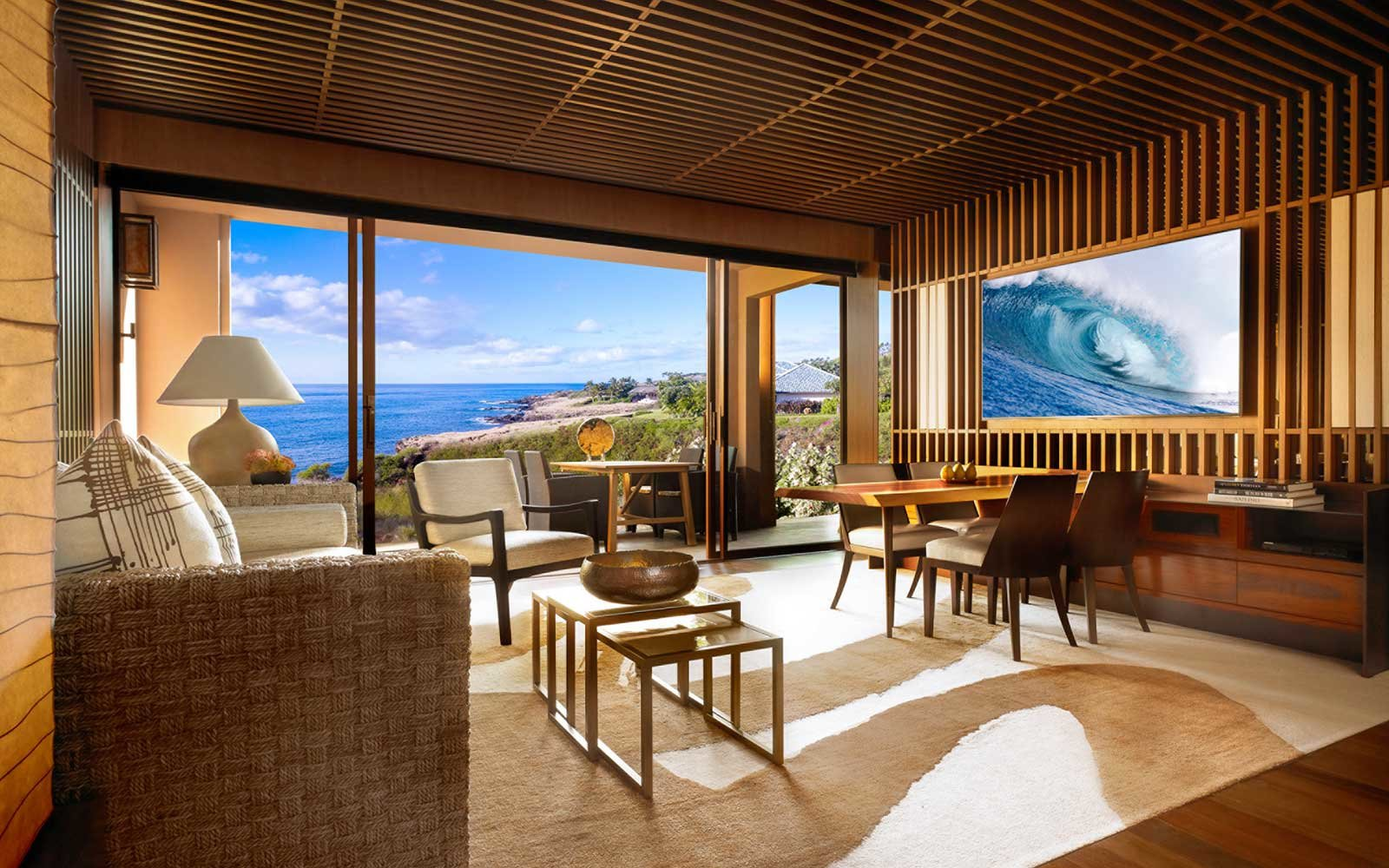 Four Seasons Resort Lanai Hotel in Hawaii