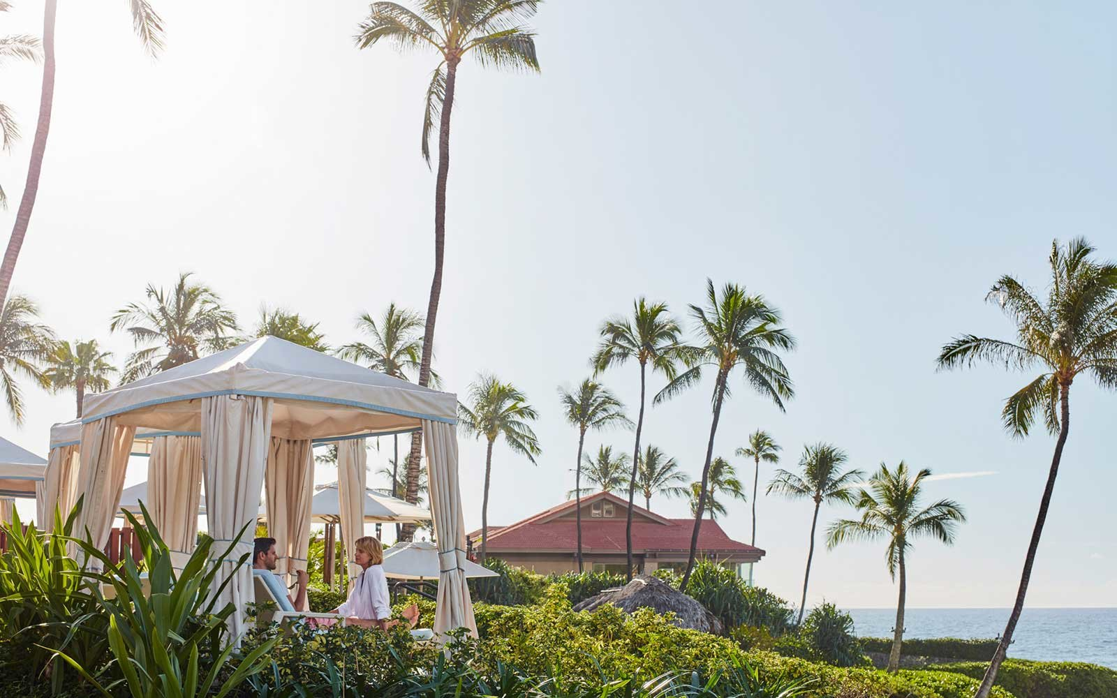Four Seasons Resort Maui at Wailea Hotel in Hawaii