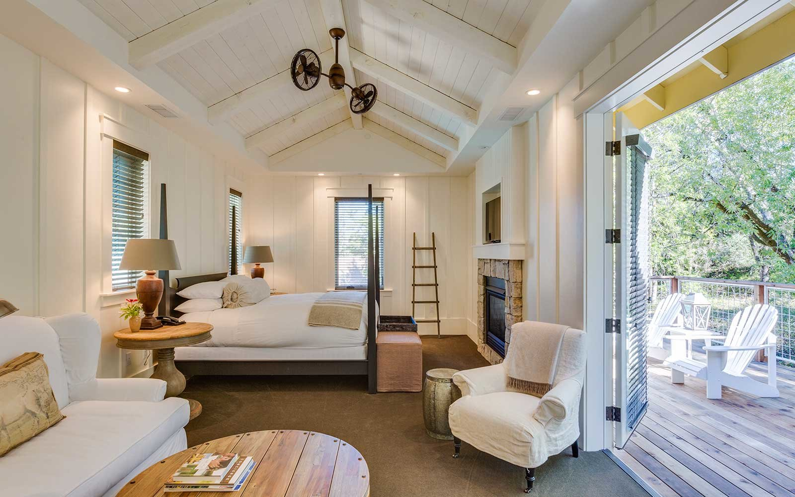 Farmhouse Inn Resort Hotel in California