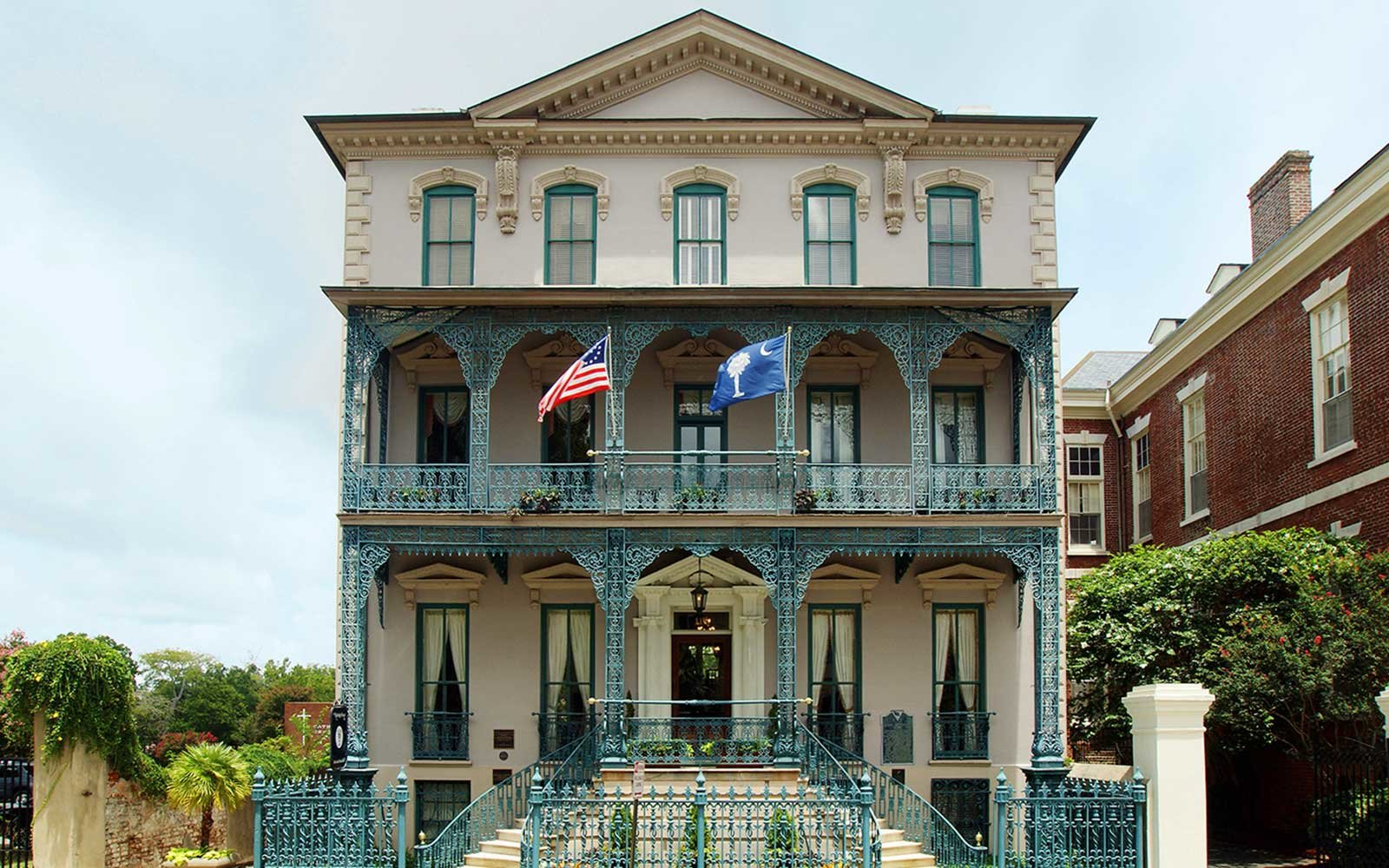 John Rutledge House Hotel in Charleston