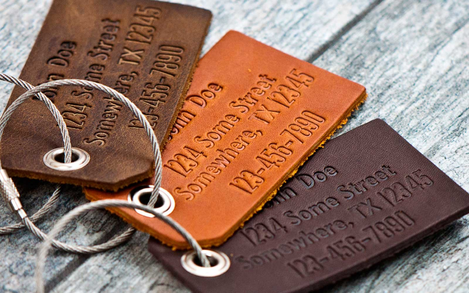 The Best Luggage Tags To Help You Spot Your Suitcase Travel Leisure Basic House Wiring Group Picture Image By Tag Keywordpicturescom Locally Made