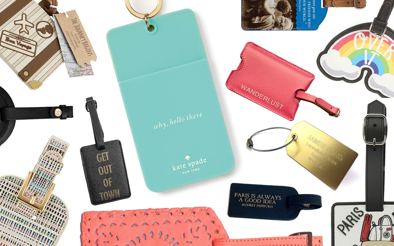 Luggage Tags So You Can Spot Your Bag