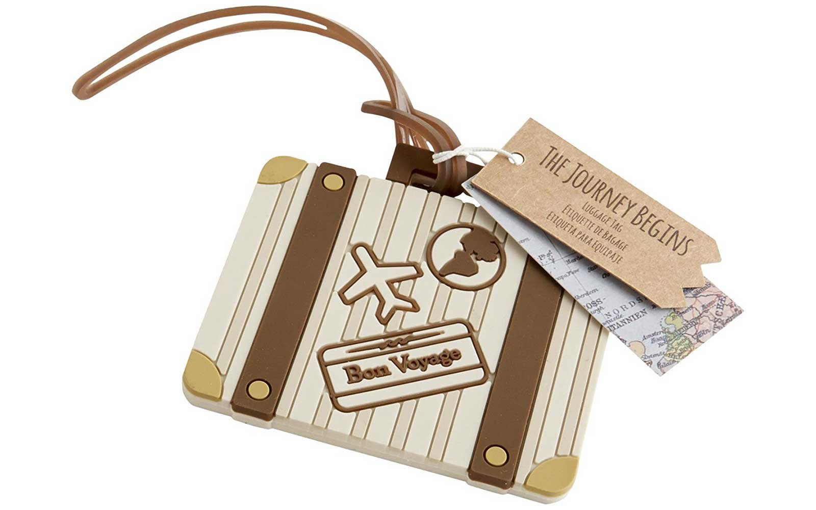 21 Luggage Tags Fancier Than the Paper One You Got for ...