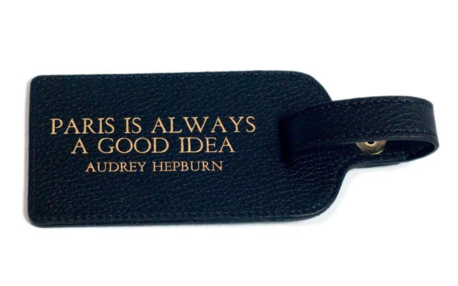Quote Luggage Tags