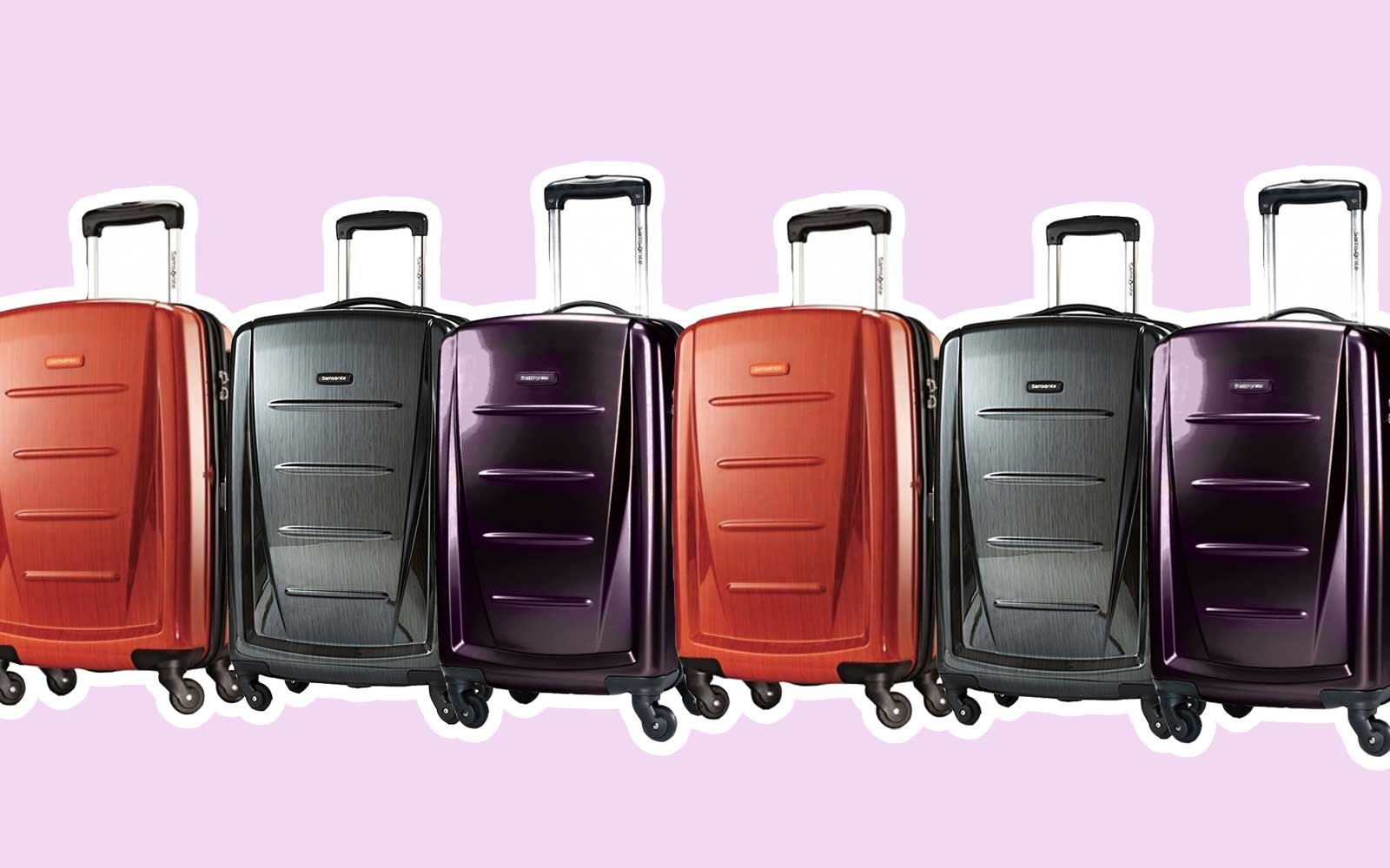 This Is the Best-selling Carry-on Suitcase on Amazon | Travel   ...