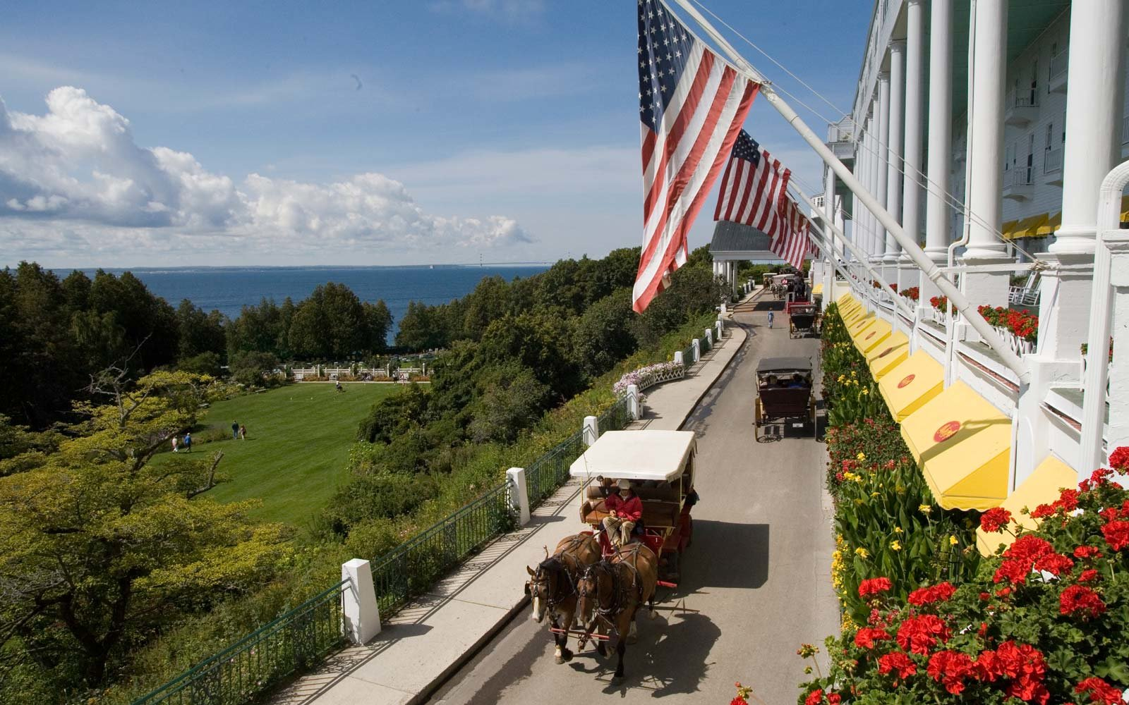 2. Grand Hotel, Mackinac Island, Michigan