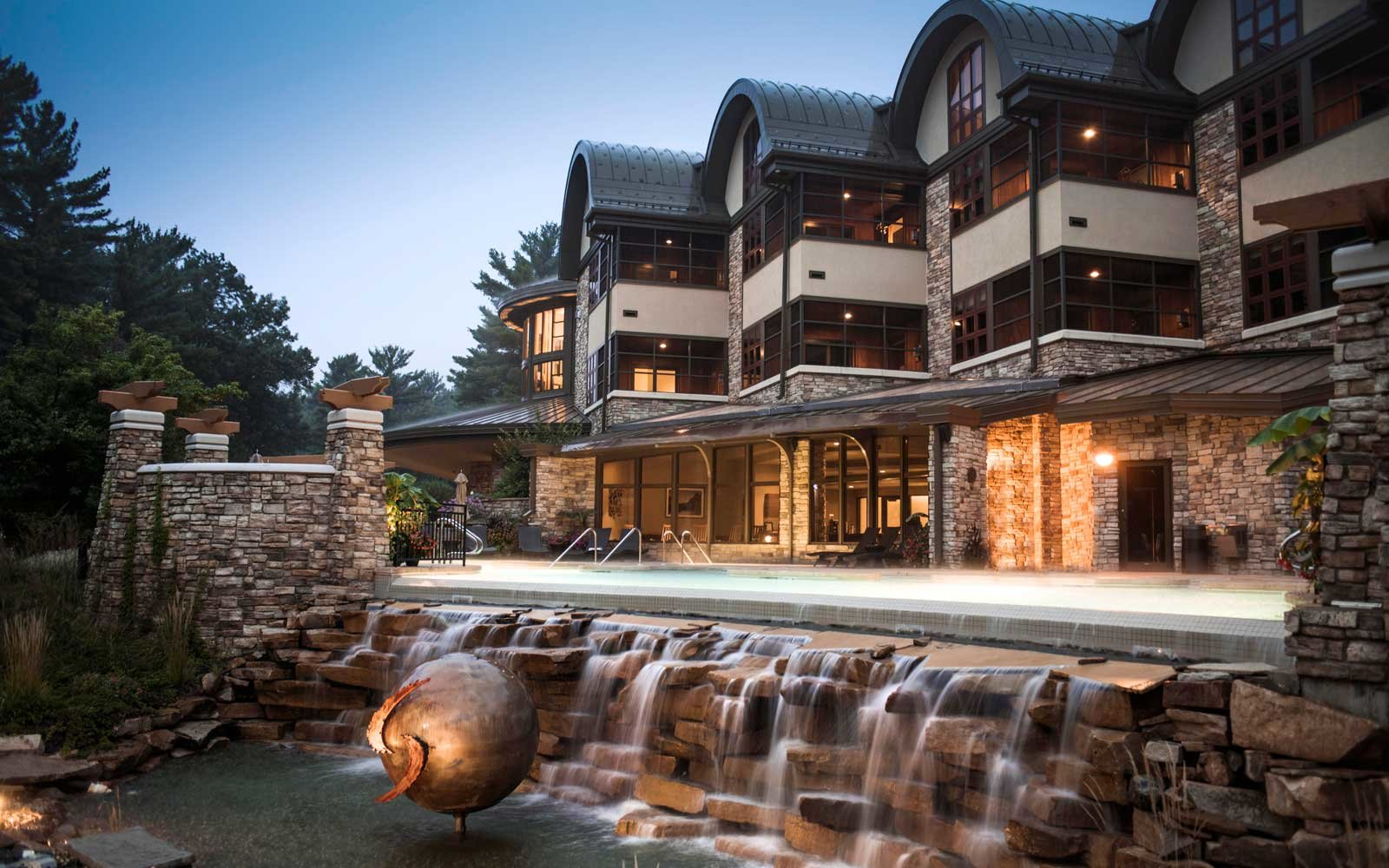 Wisconsin Dells Spa Wisconsin Dells Resort: The 2017 World's Best Resort Hotels In The Midwest