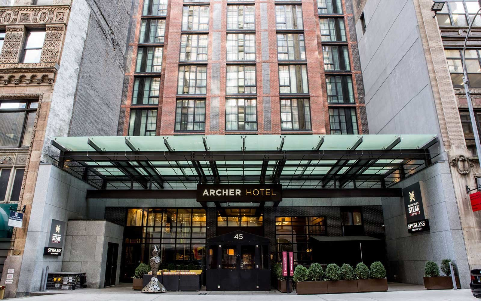 Archer New York Hotel In City
