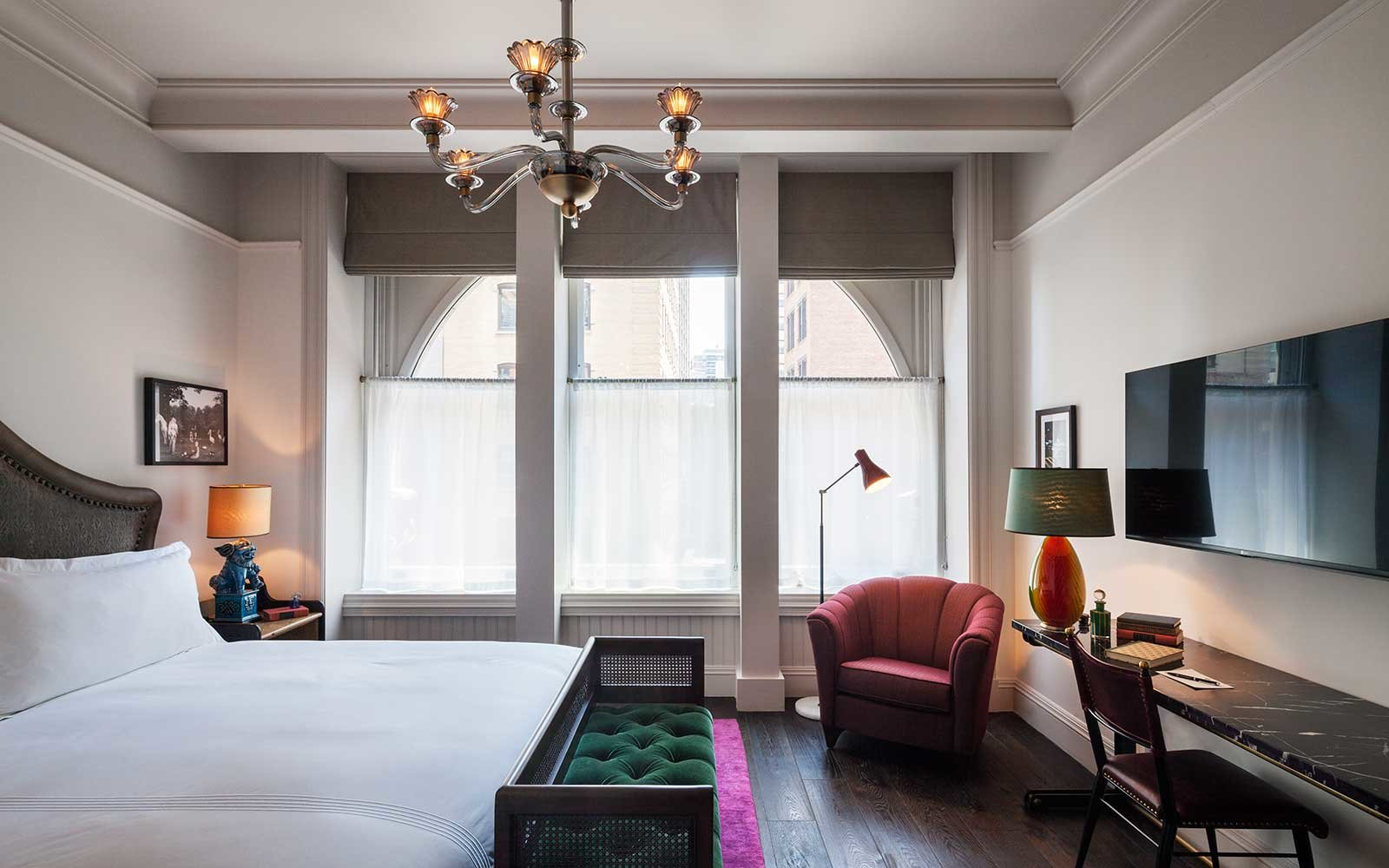 6. The Beekman, a Thompson Hotel