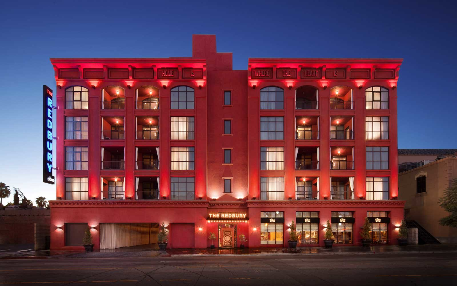 The Redbury Hollywood Hotel in Greater LA