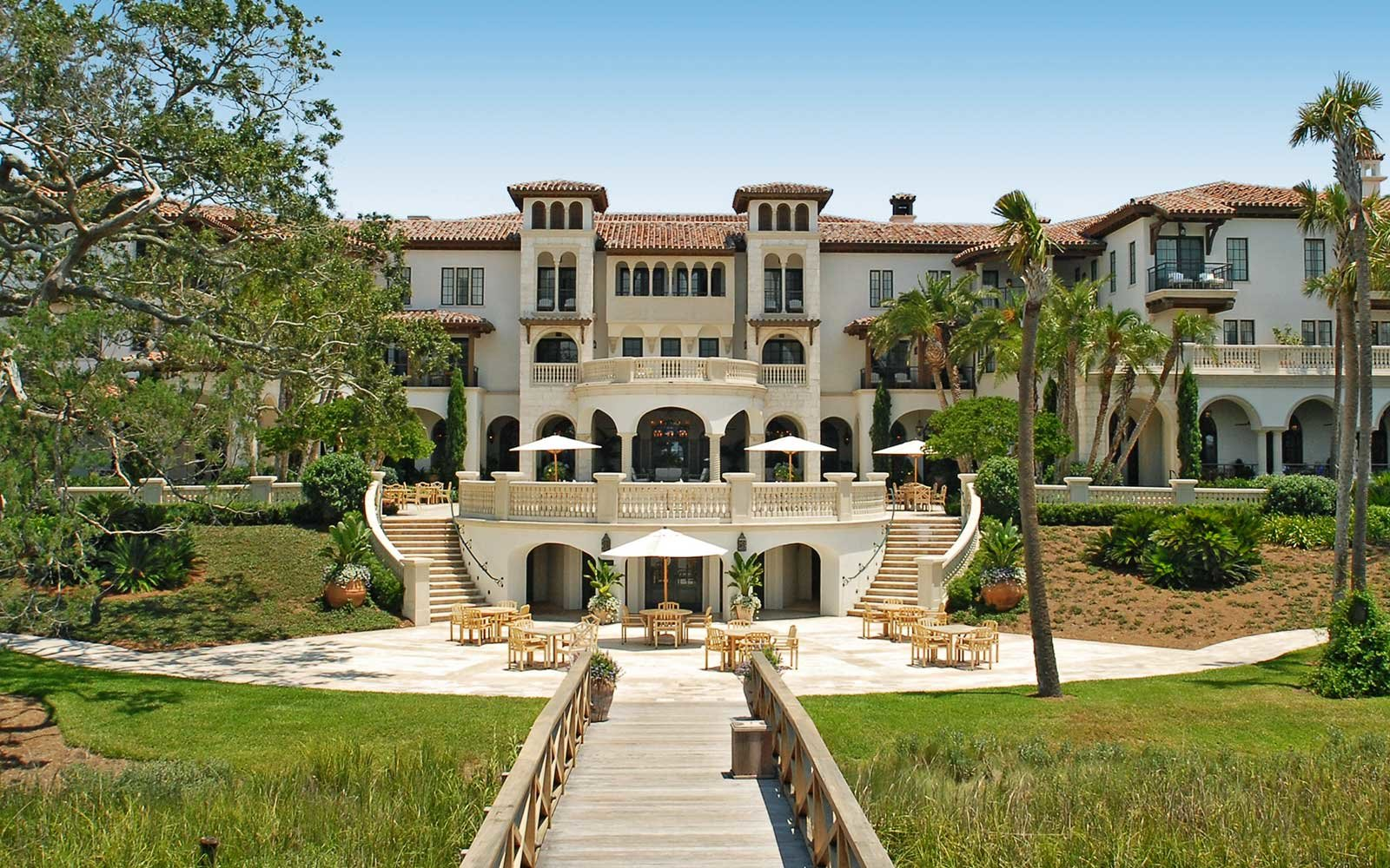 The Cloister at Sea Island Resort Hotel in the South