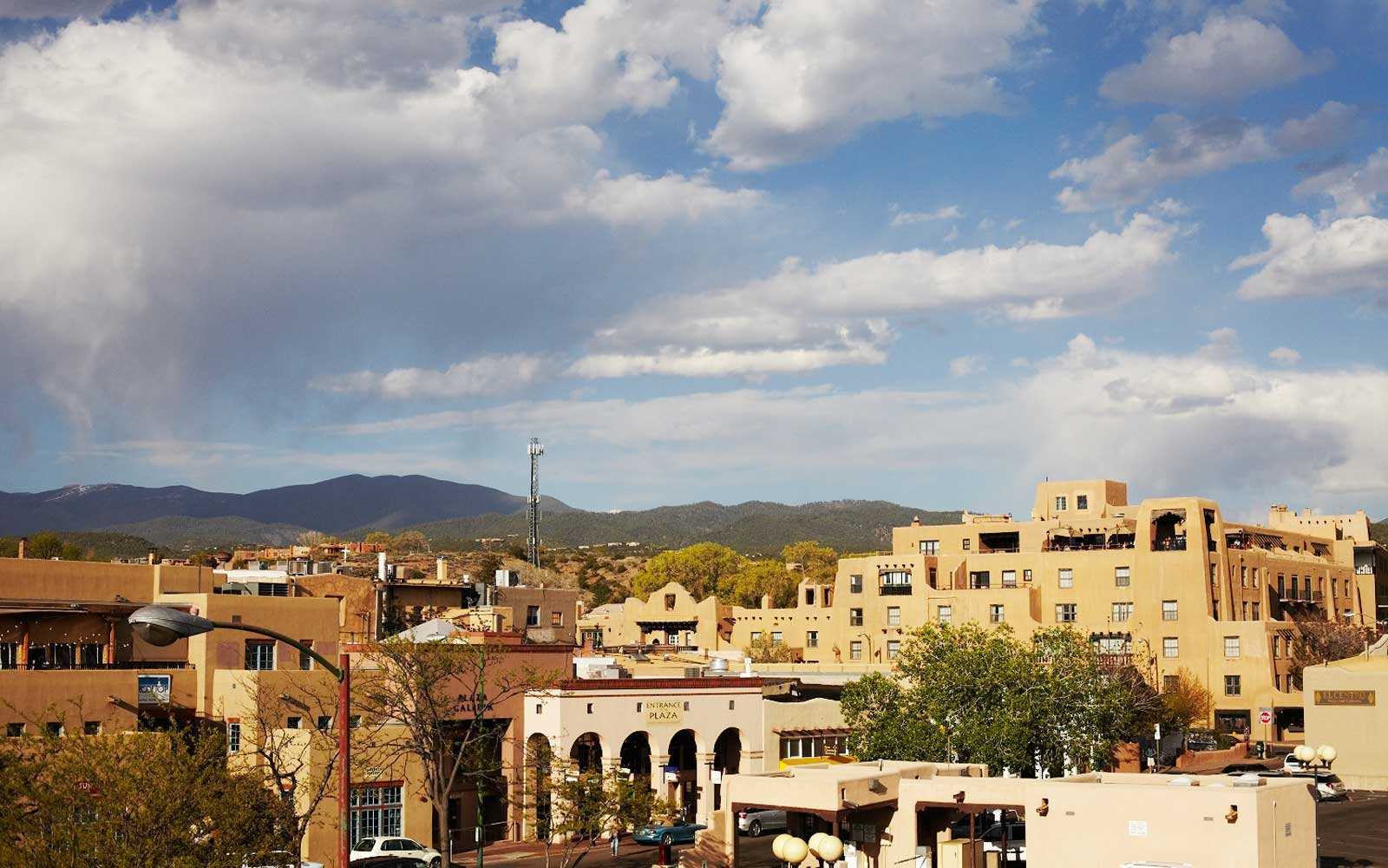 Honeymoon in Santa Fe