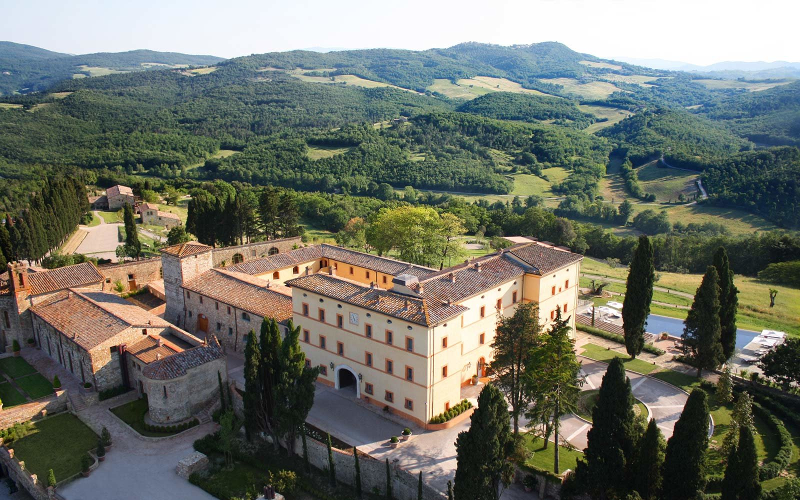 The 2017 World U0026 39 S Best Resort Hotels In Italy