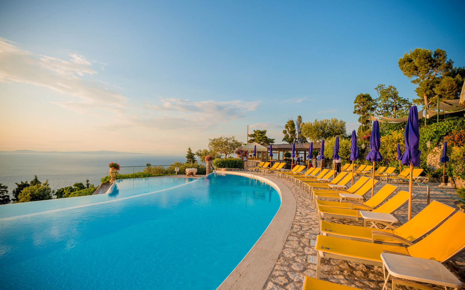 The 2017 World S Best Resort Hotels In Italy Travel Leisure