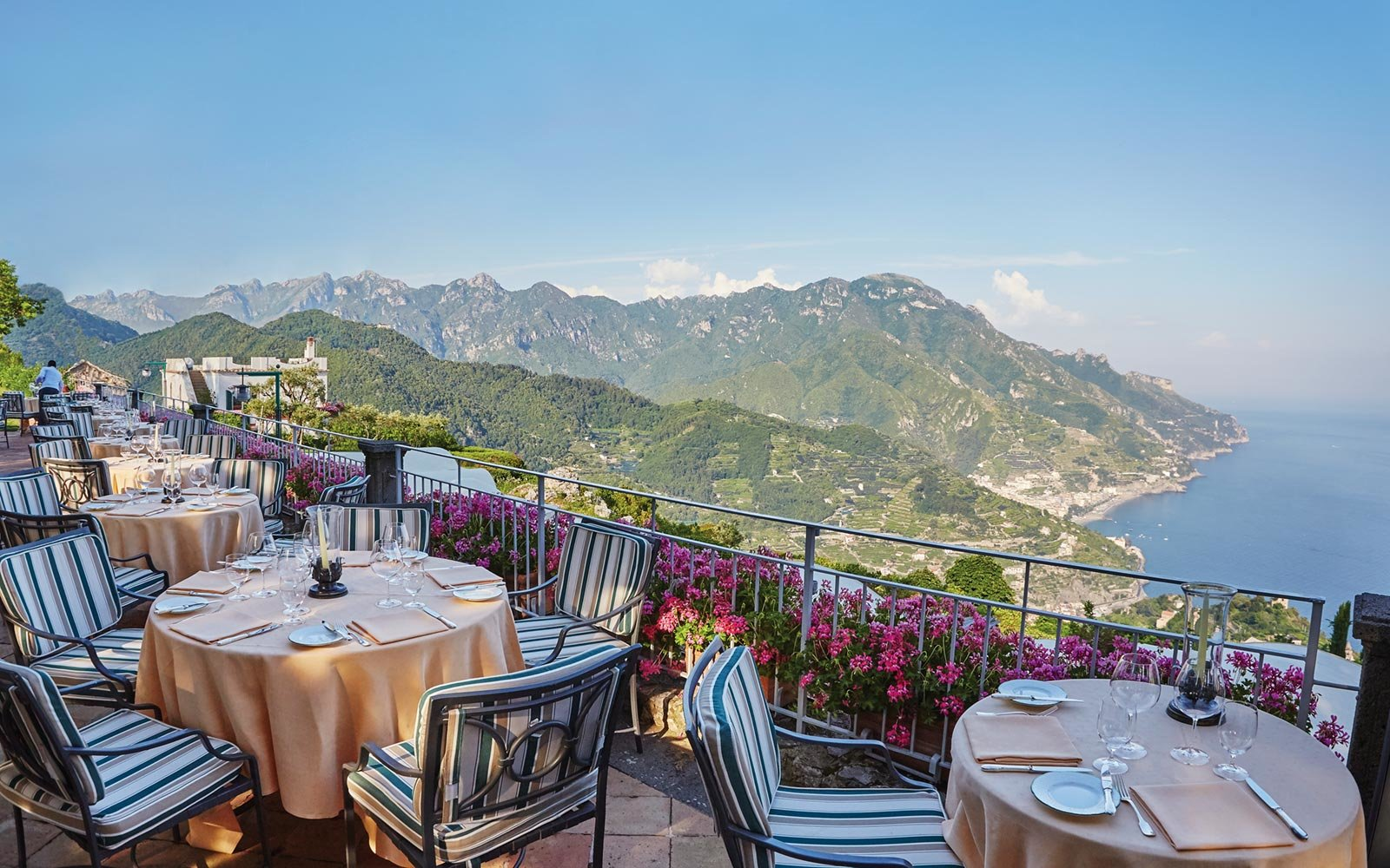 Best Hotels In Capri Conde Nast