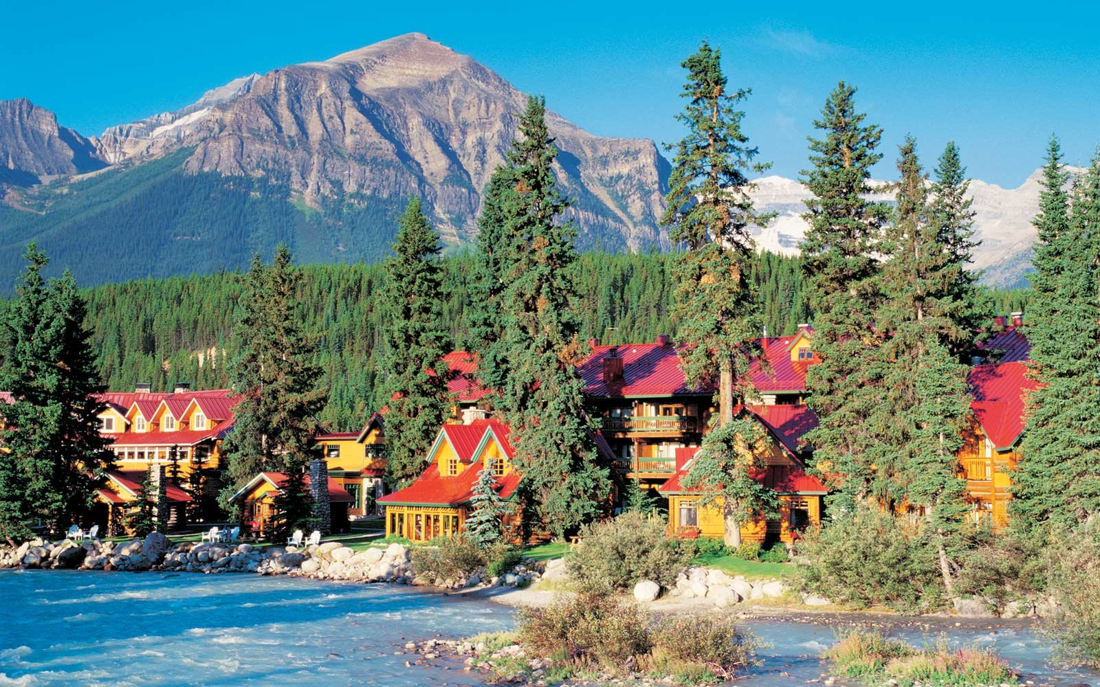 3. Post Hotel & Spa, Lake Louise, Alberta